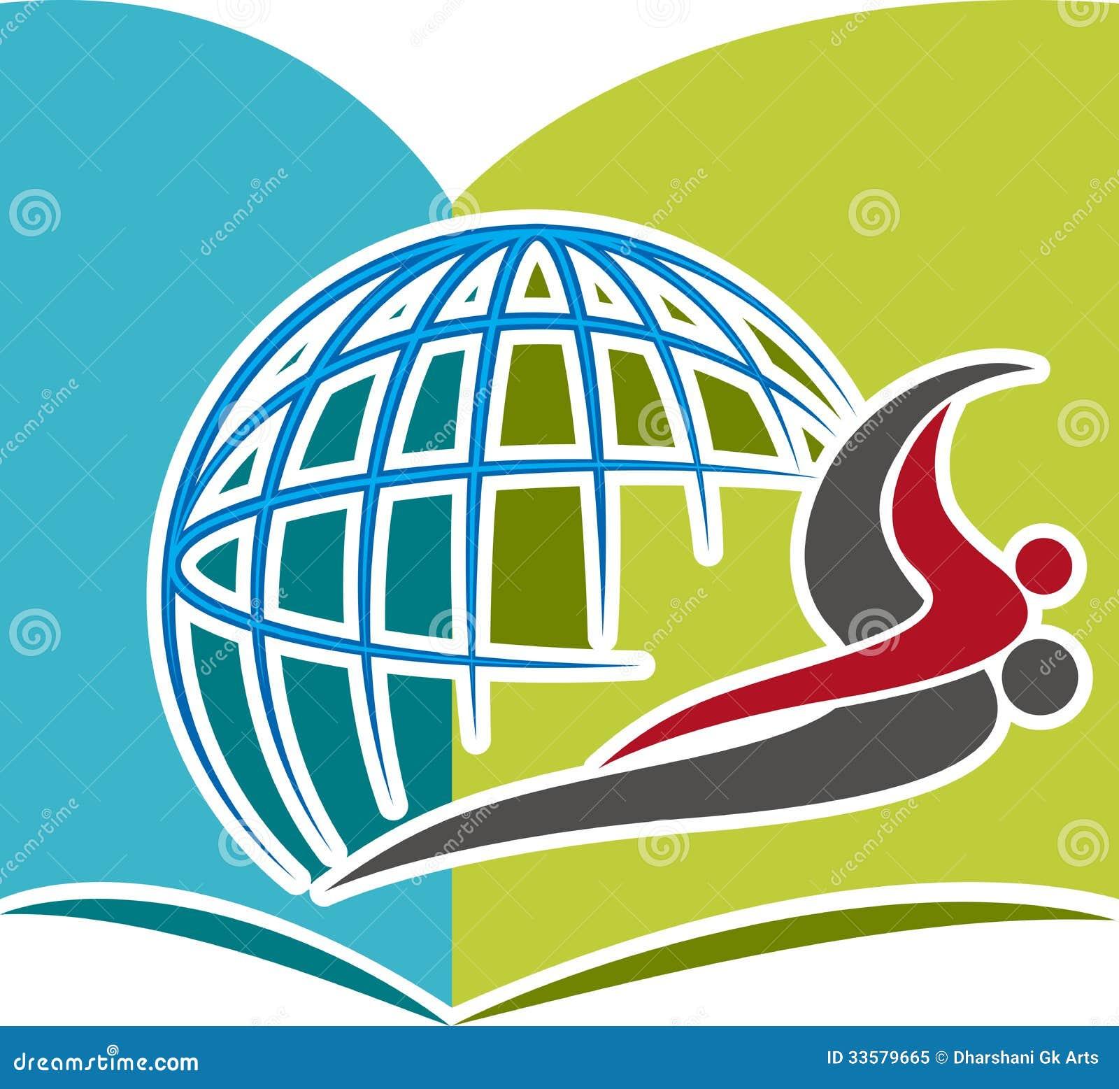 Логотип образования