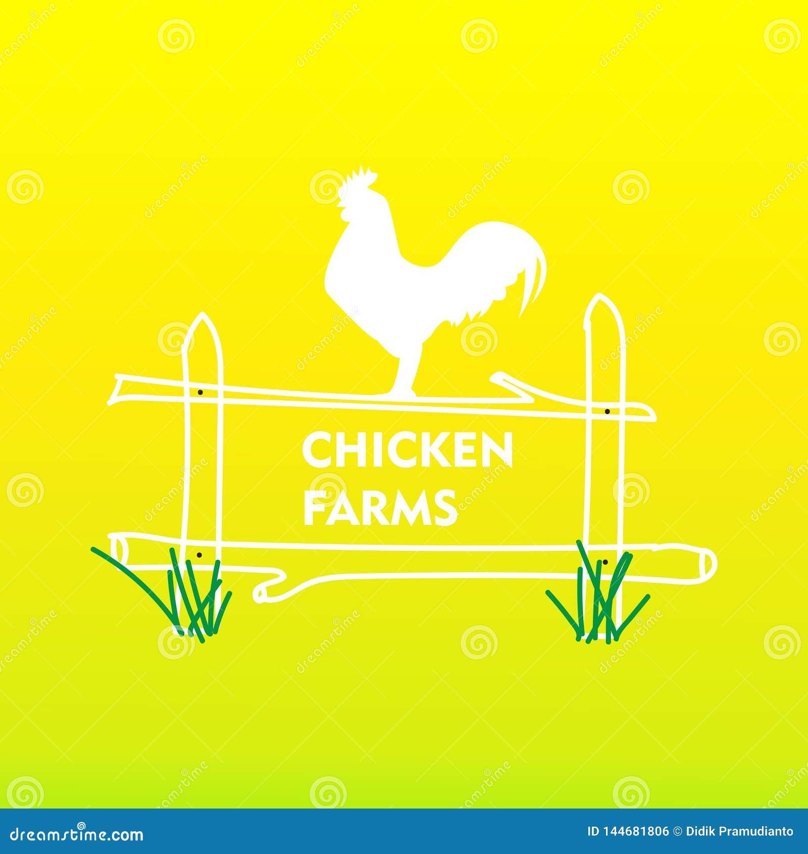 Логотип птицеферм