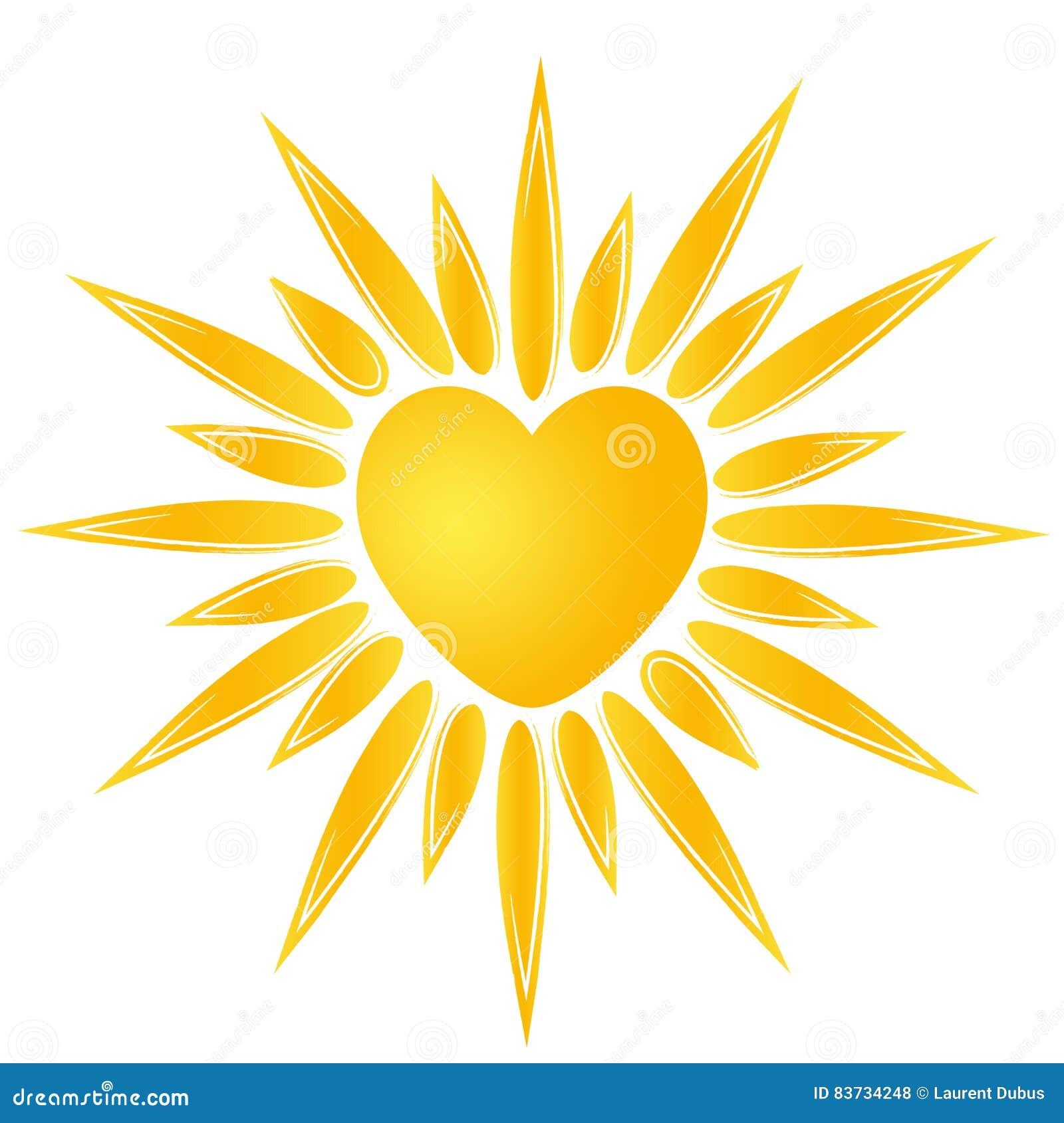 счету, сердце на солнце картинки детям арина