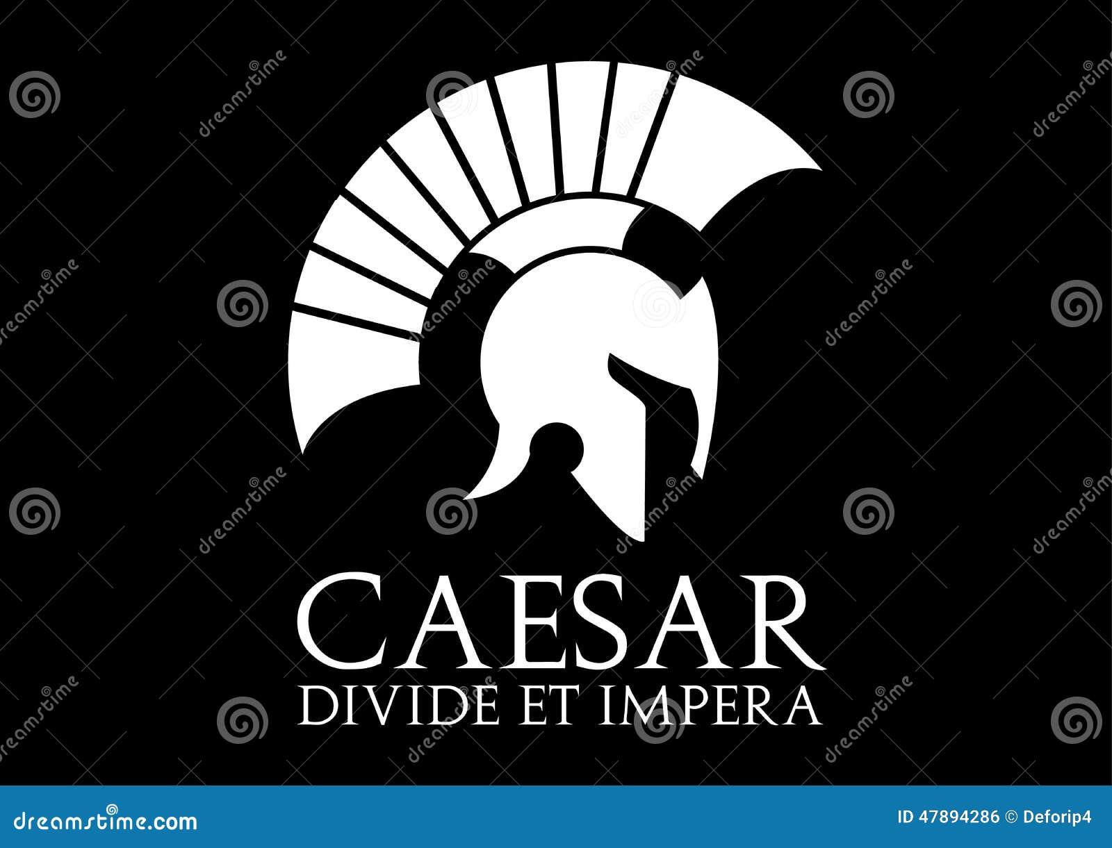 Логотип цезаря