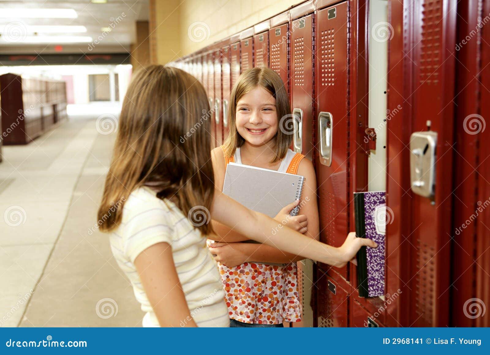 Сплетни средней школы