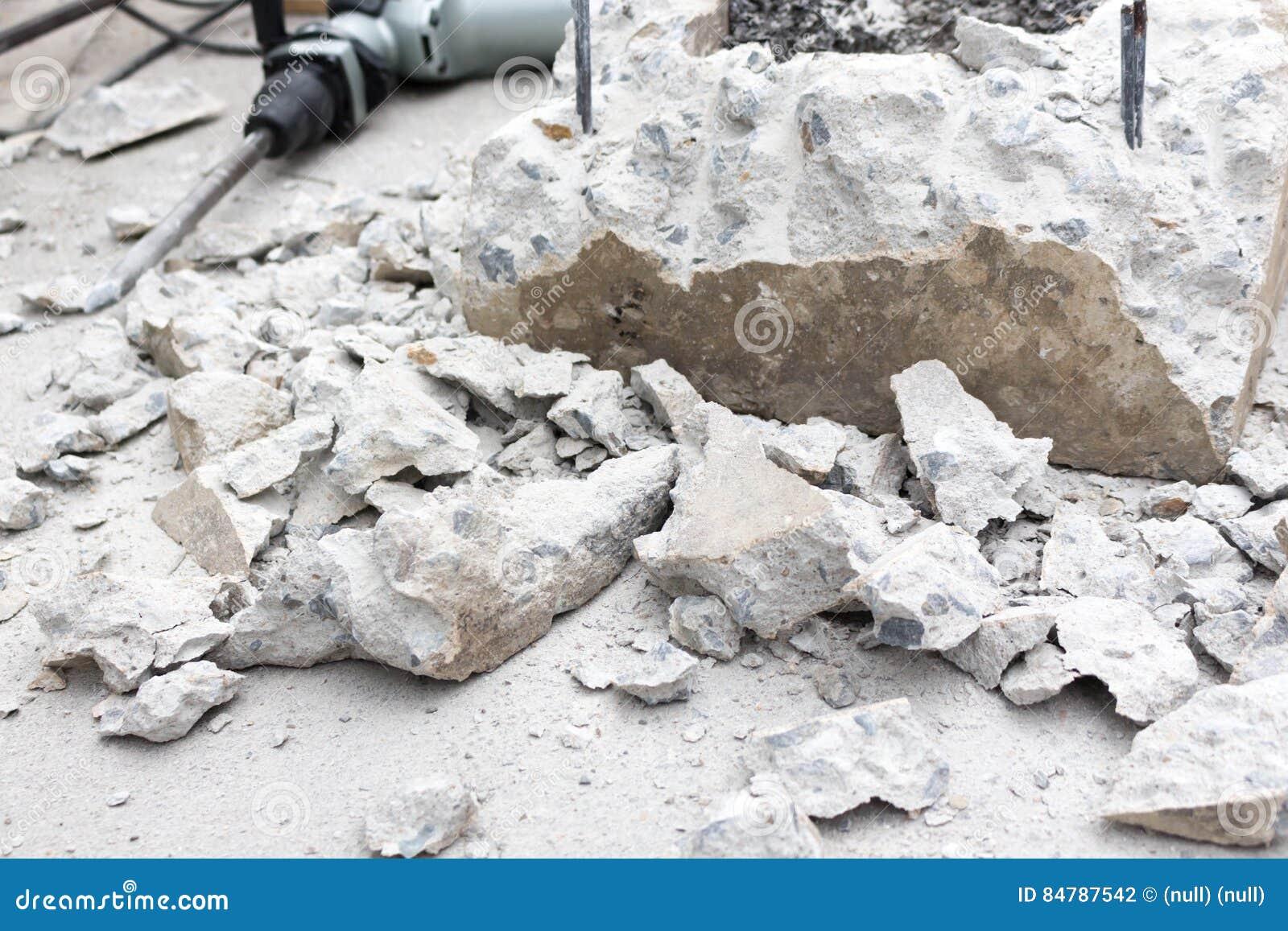 Бетон ломать бетон пешки