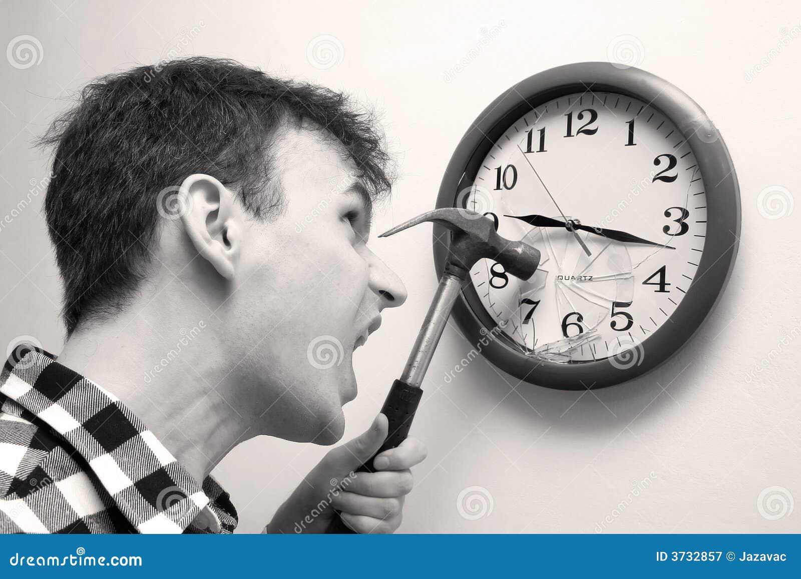 ломая время