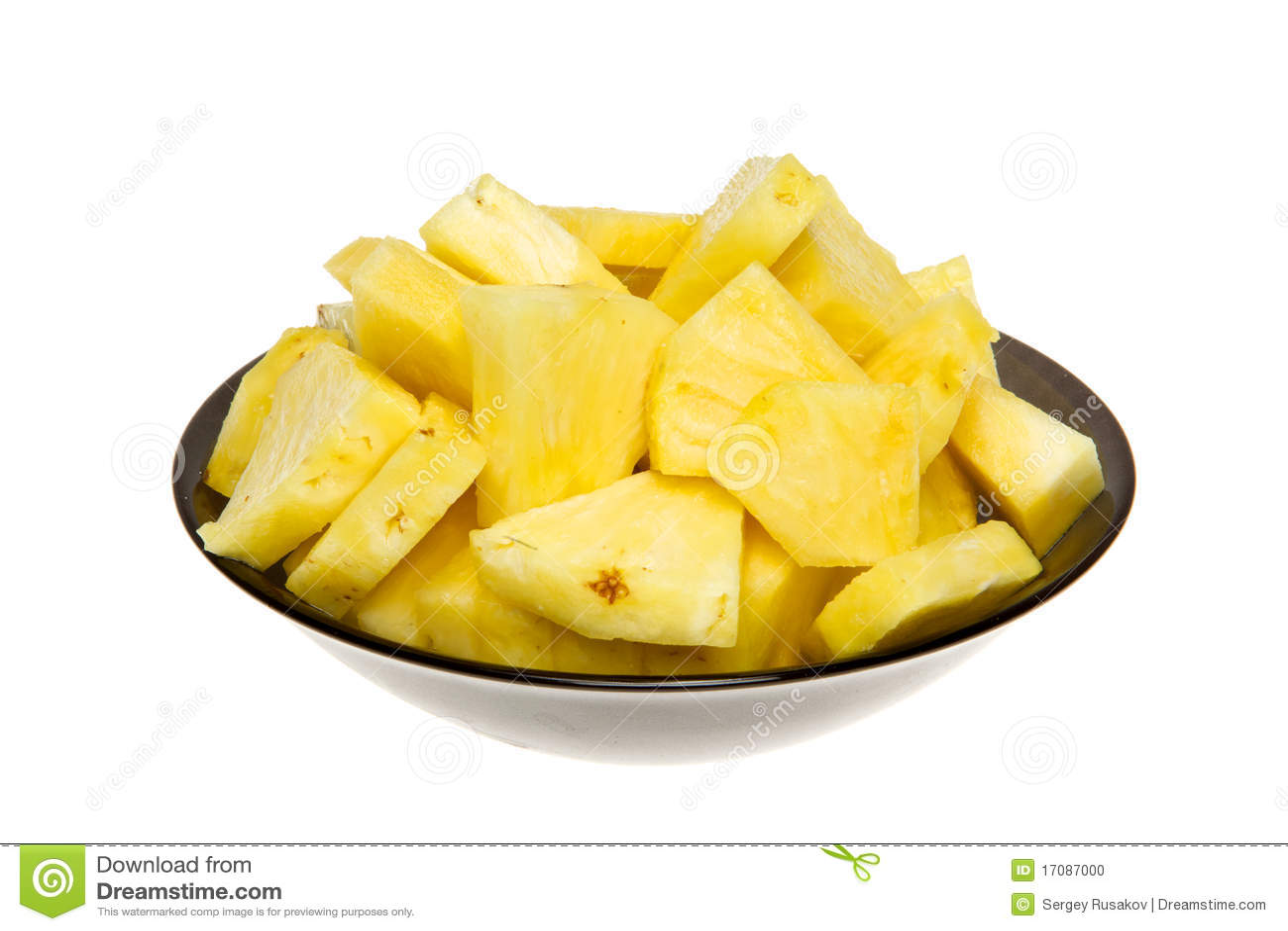 ломтик ананаса