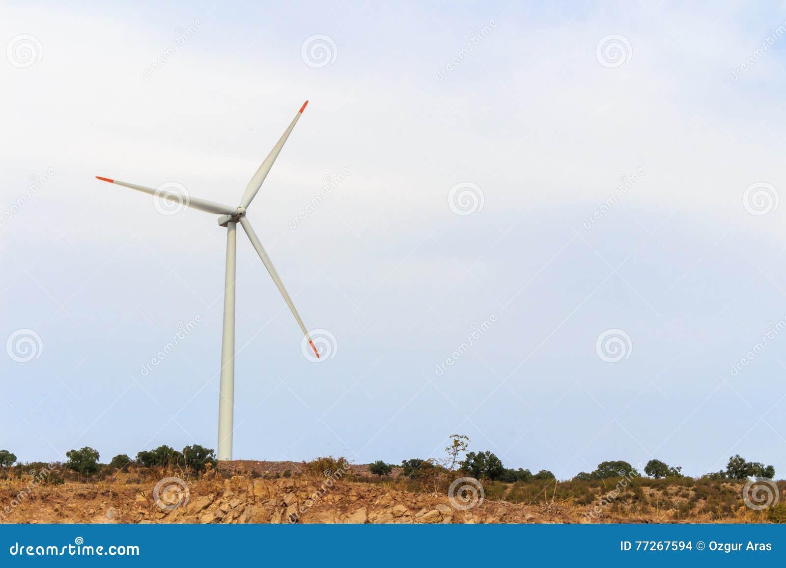 Лопасть ветра возобновляющей энергии