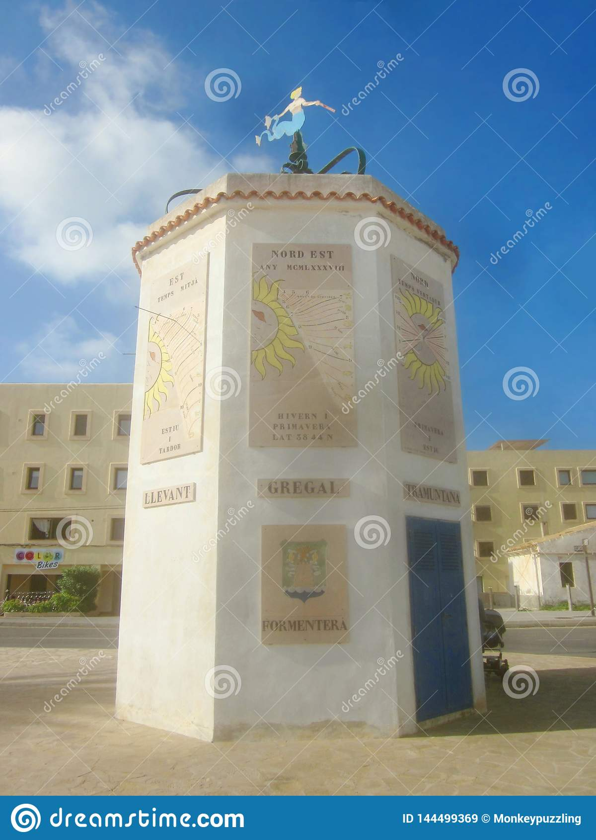 Лопасть погоды Formenterra