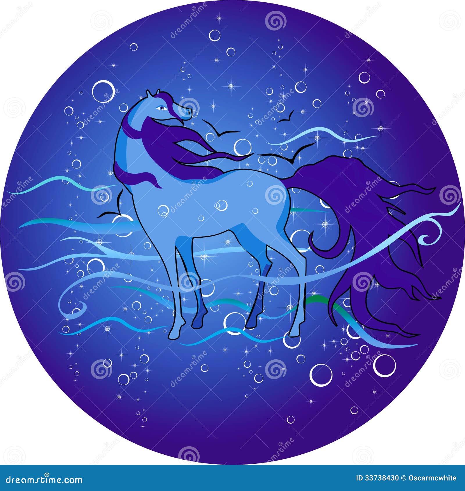 Лошадь моря