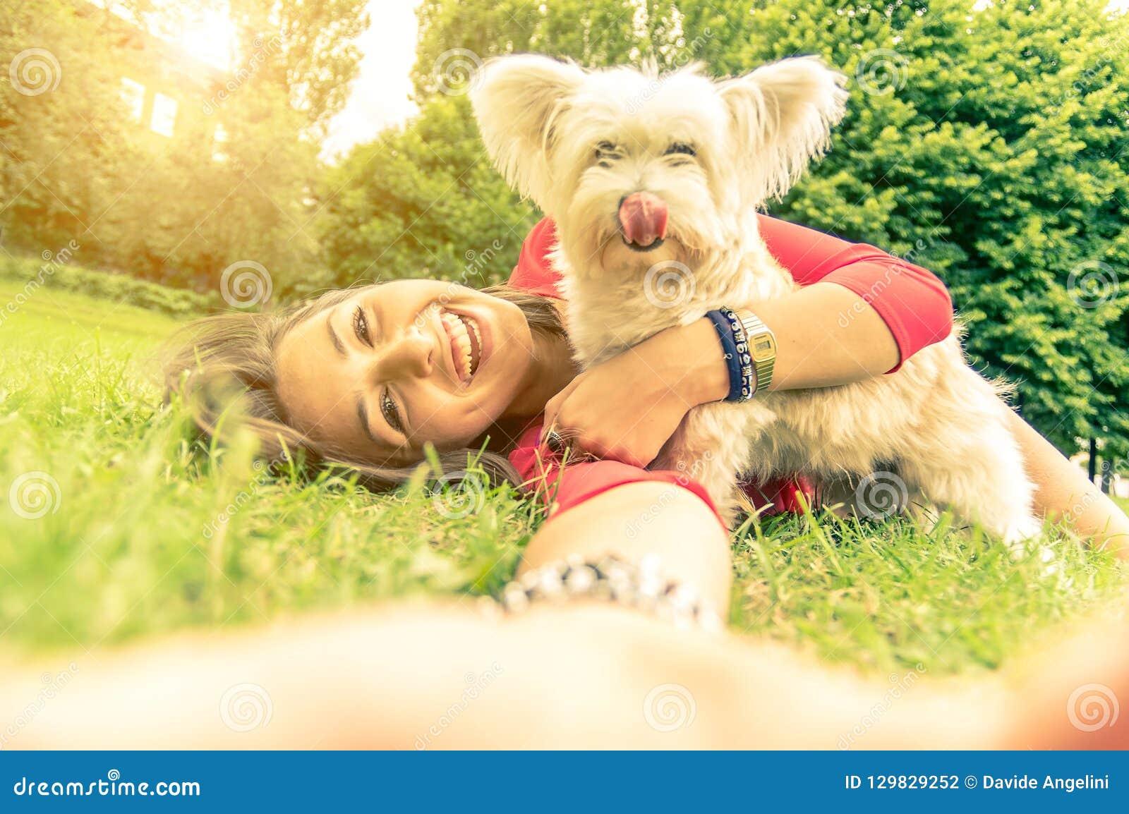 Любовь между человеком и собакой
