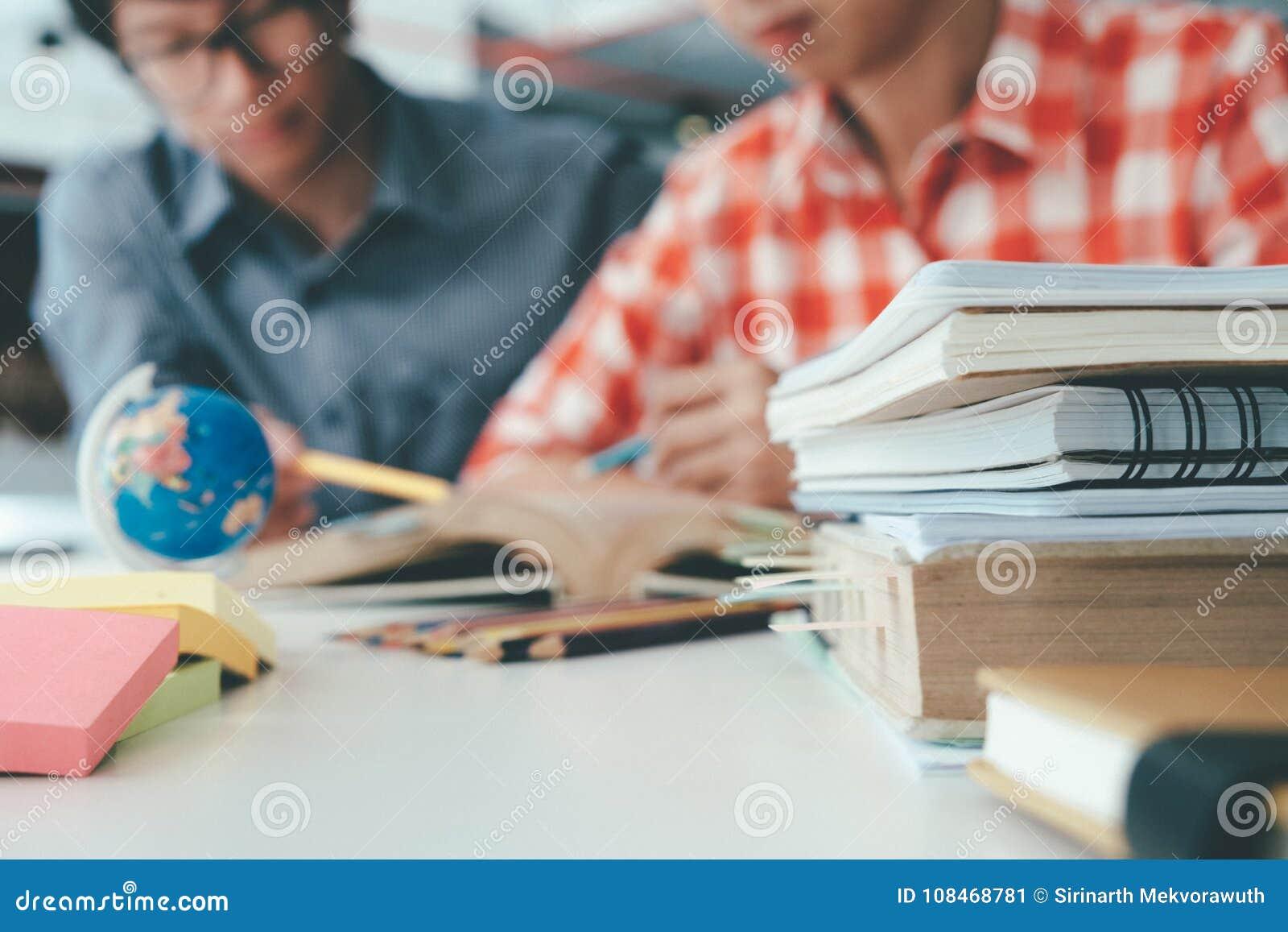 Люди, учить, образование и концепция школы