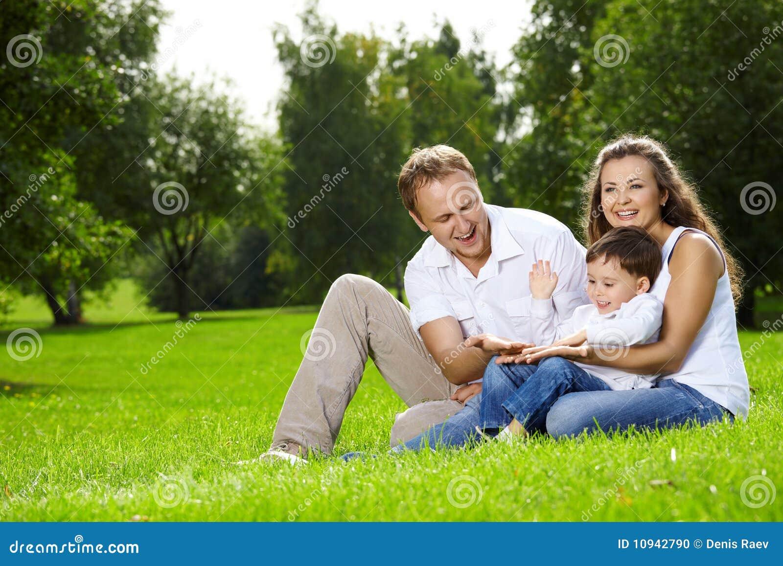люди 3 семьи