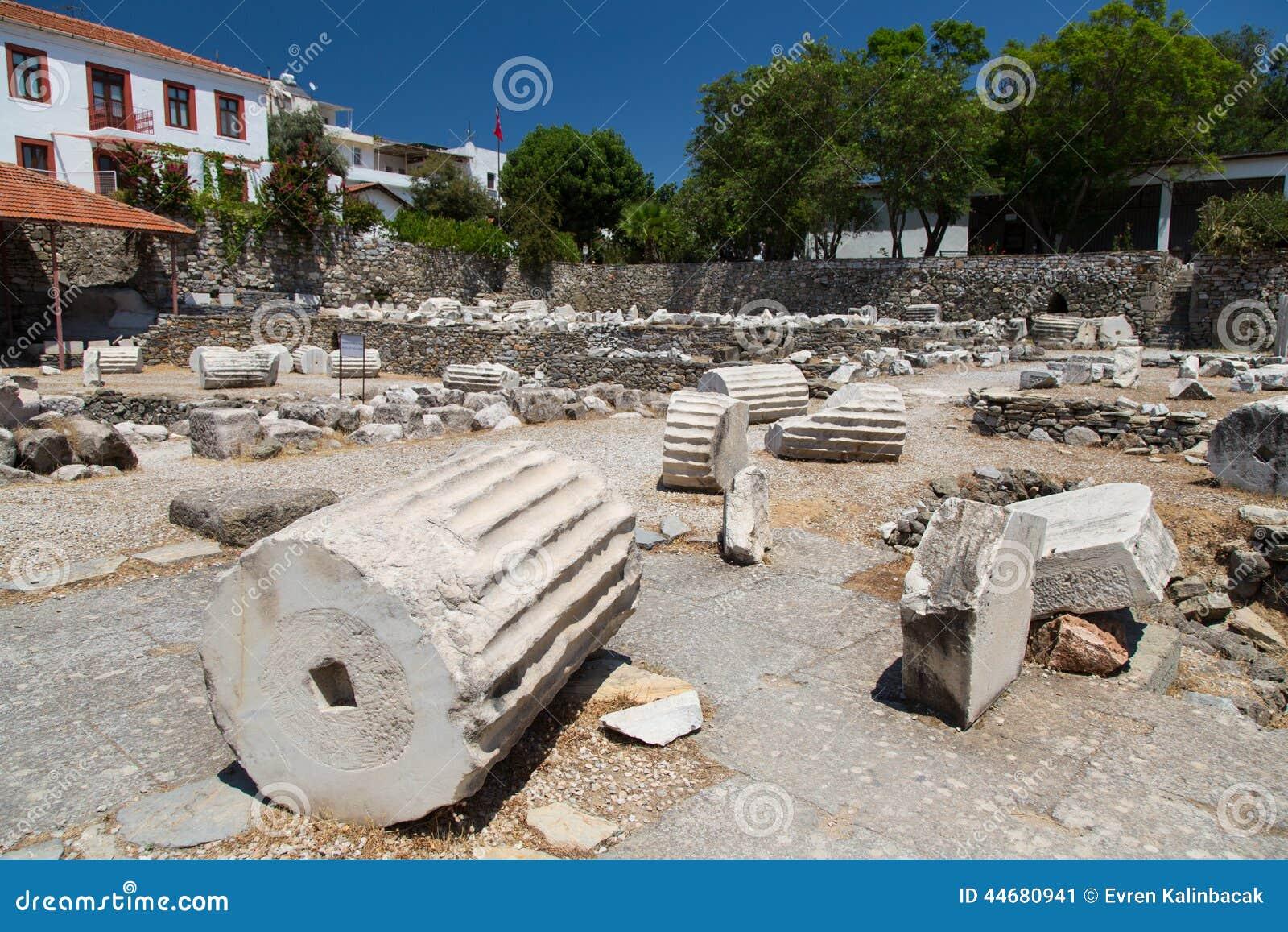 Мавзолей на Halicarnassus