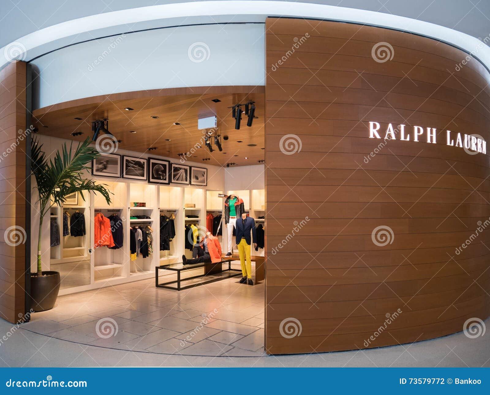 d70a25865a21 Магазин Поло Ральф Лорен на центральном посольстве роскошные ...