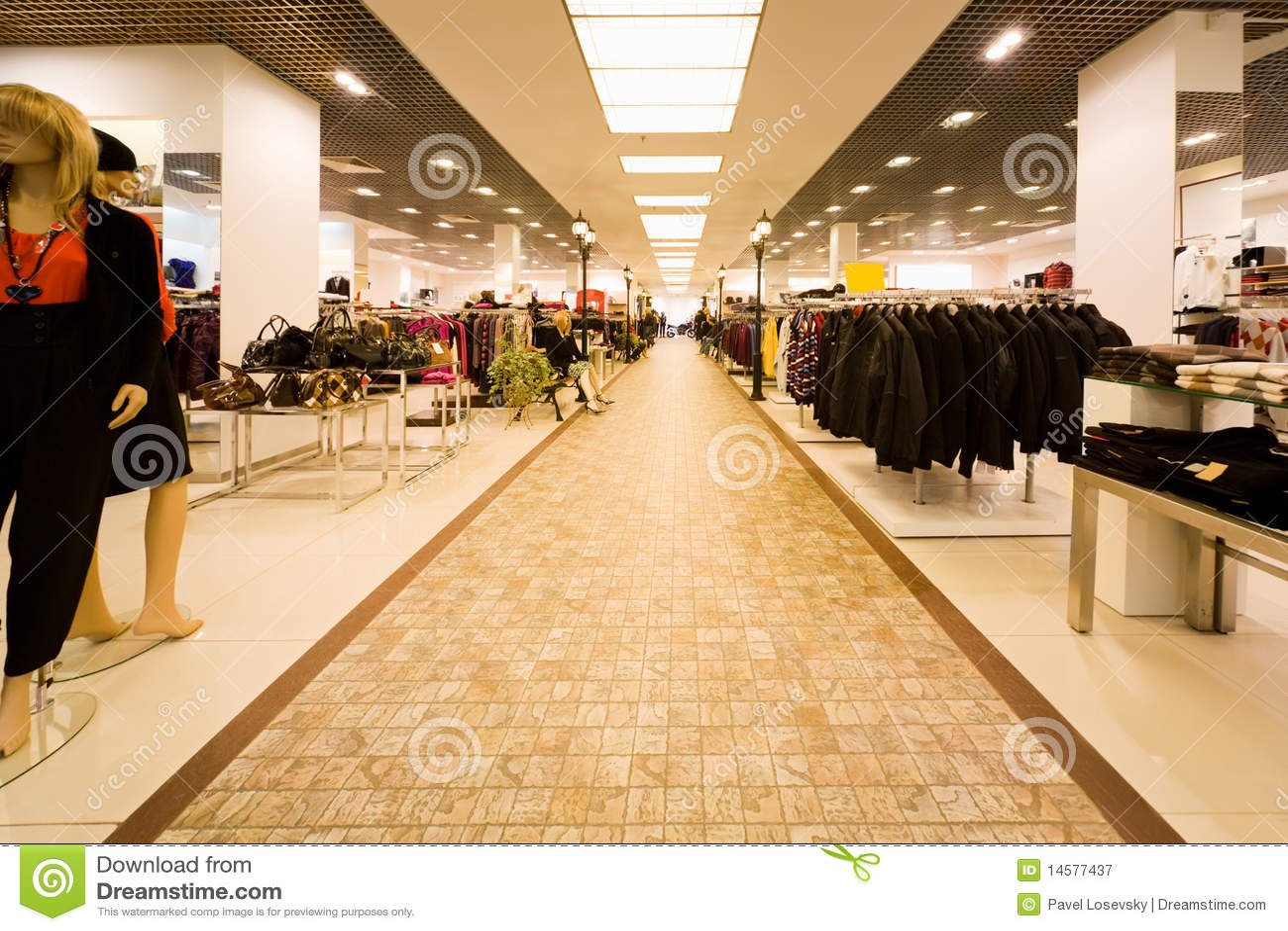 магазин собрания одежд мешка осени