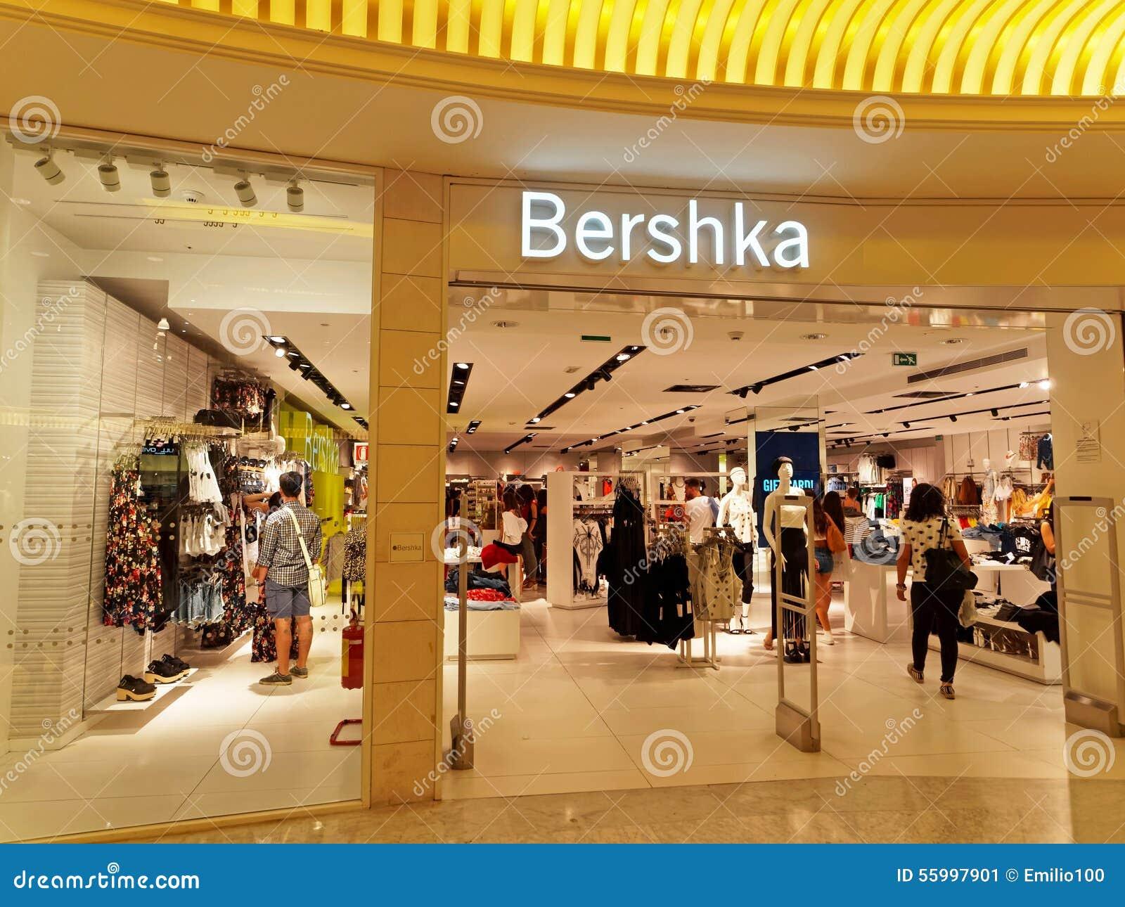 Магазин Bershka в Риме d606c28b4d157