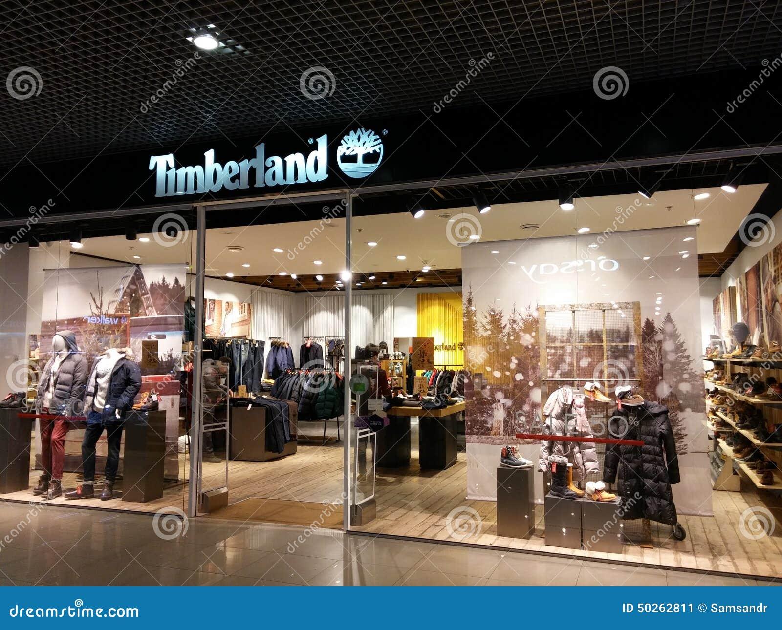 Магазин Timberland редакционное фото. изображение насчитывающей ... 83a30aeab2615