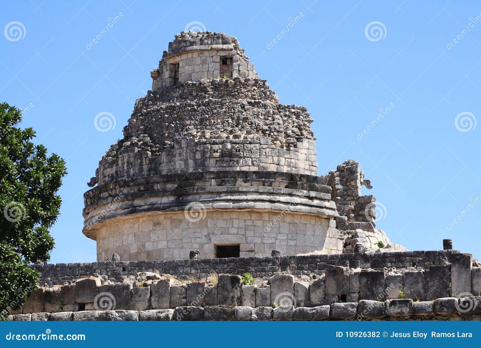 майяская обсерватория
