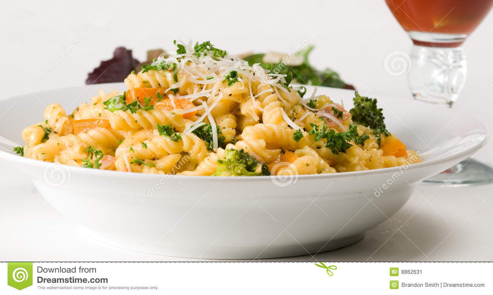 макаронные изделия обеда