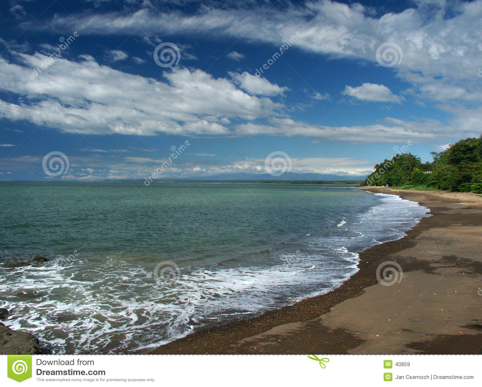 малая вода пляжа