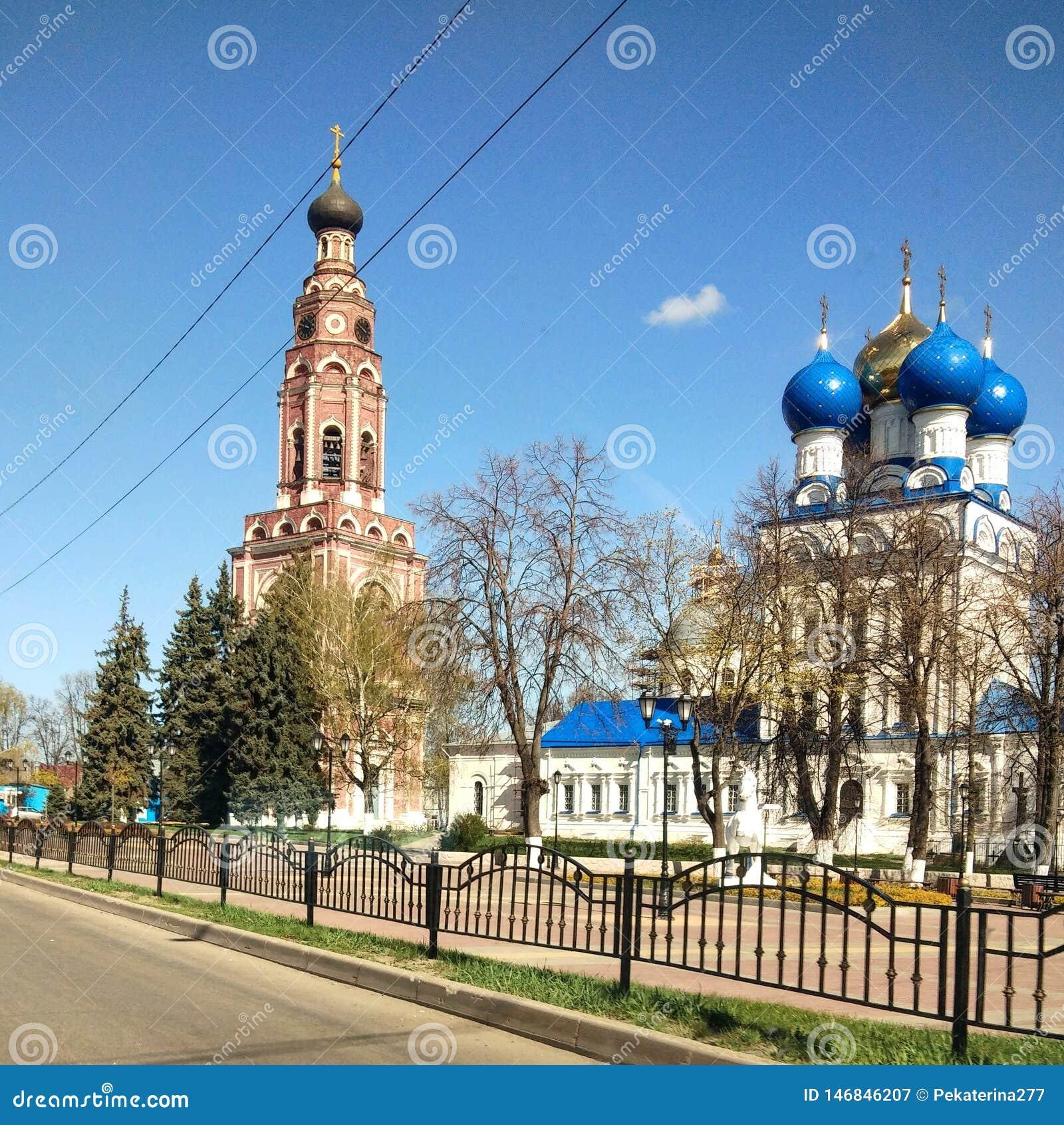 Маленький город России