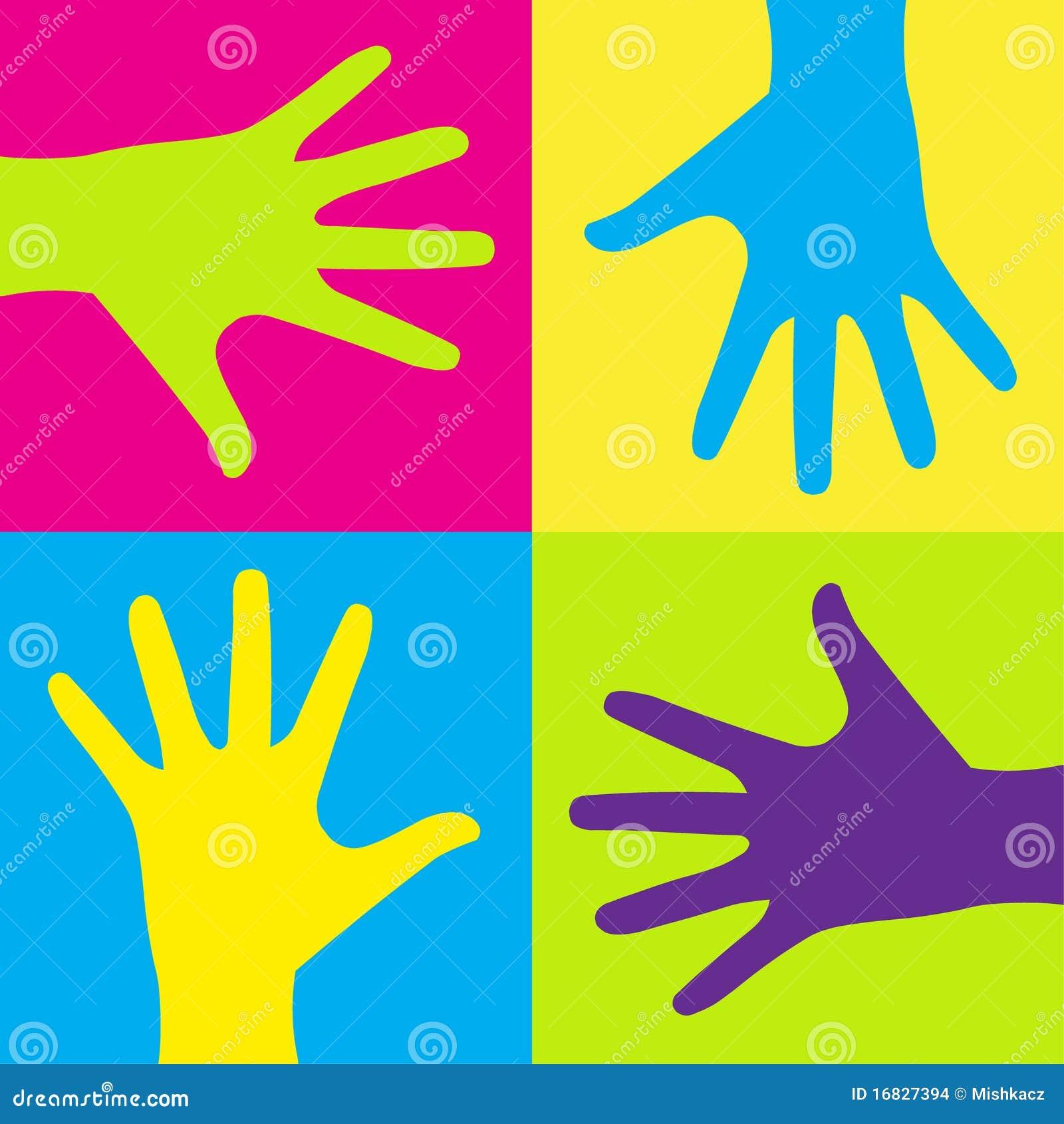 малыши рук