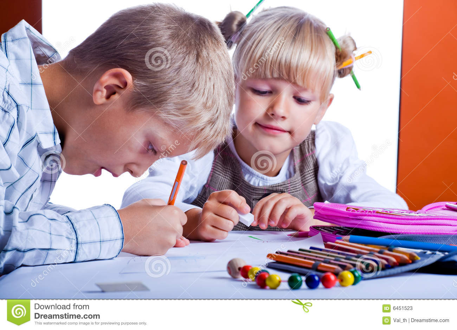 Малыши 1 чертежа