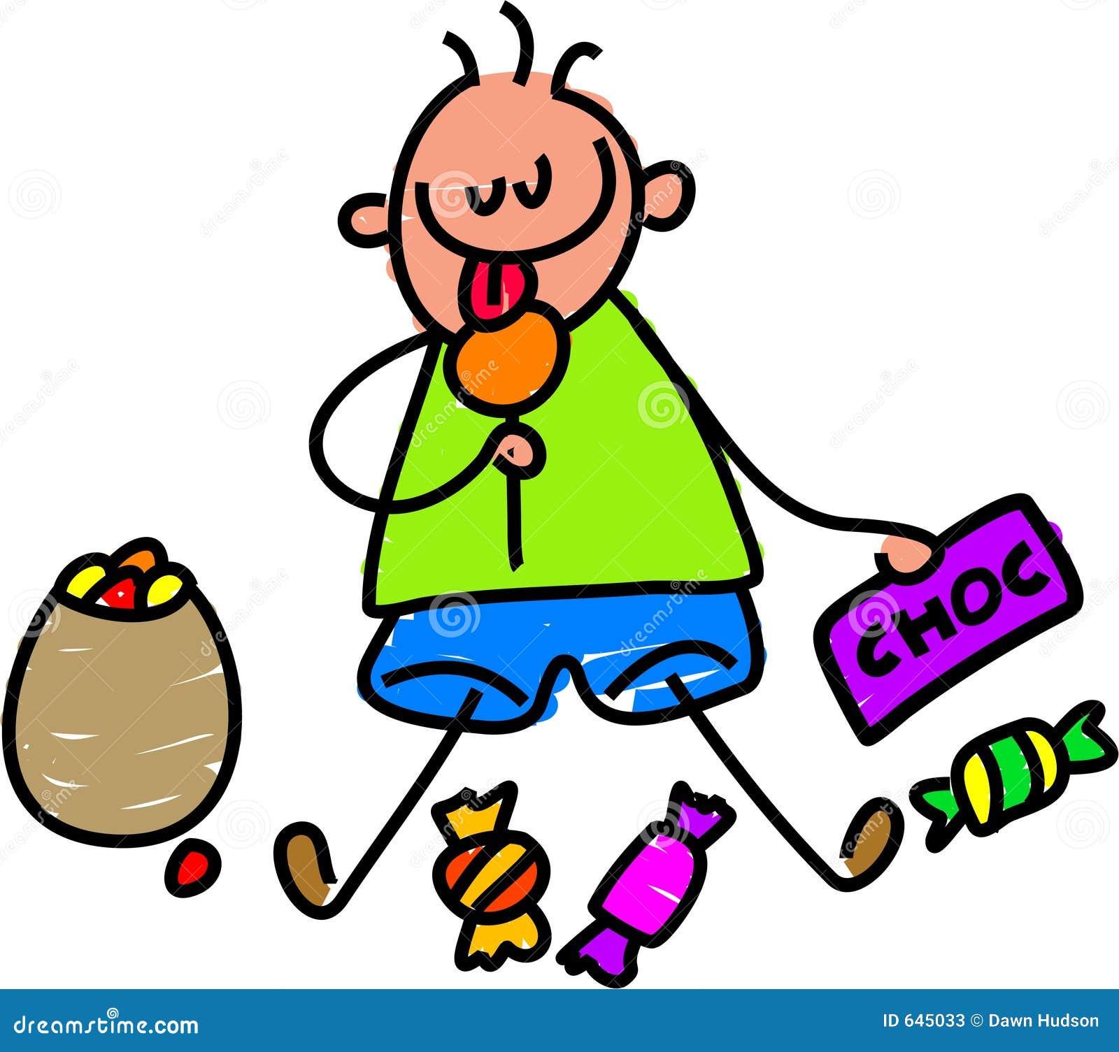 Download малыш конфеты иллюстрация штока. иллюстрации насчитывающей дети - 645033