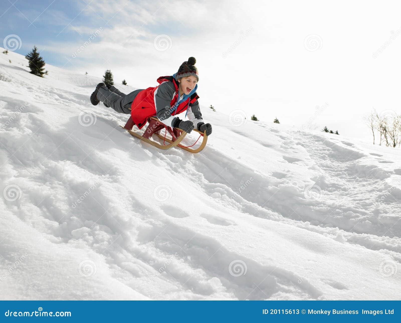 мальчика снежок скелетона pre предназначенный для подростков