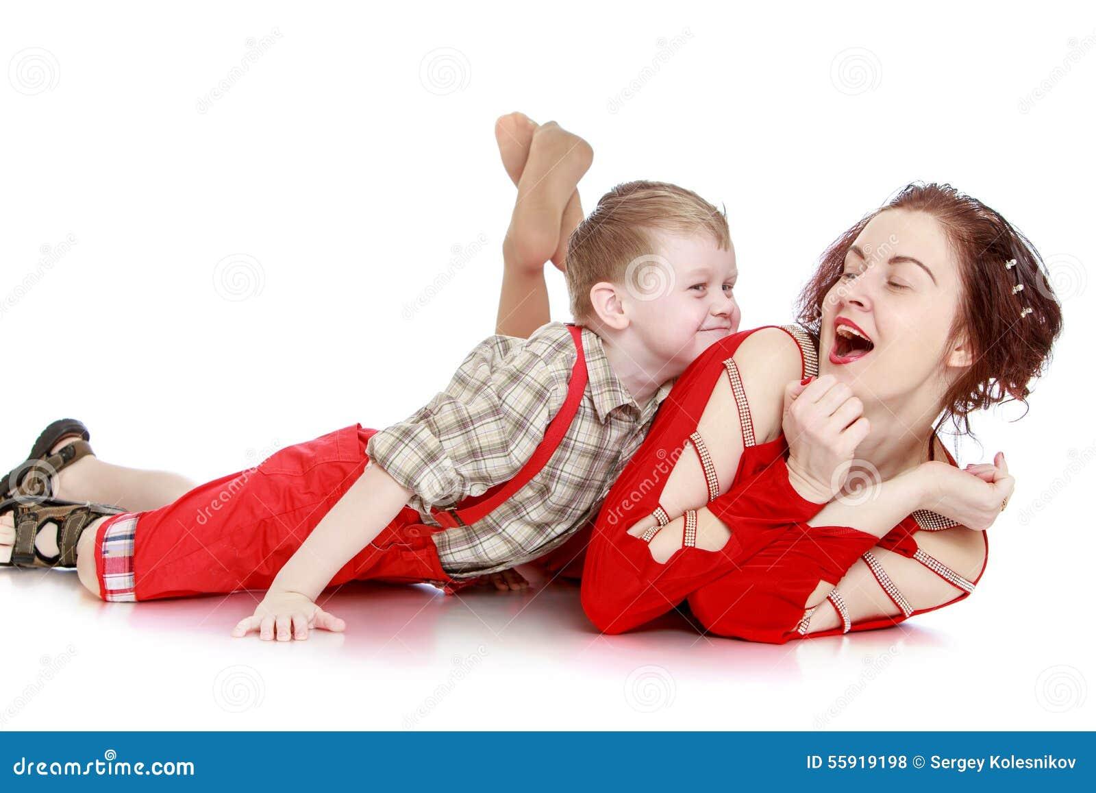 Потехи мамы и сына фото 541-244