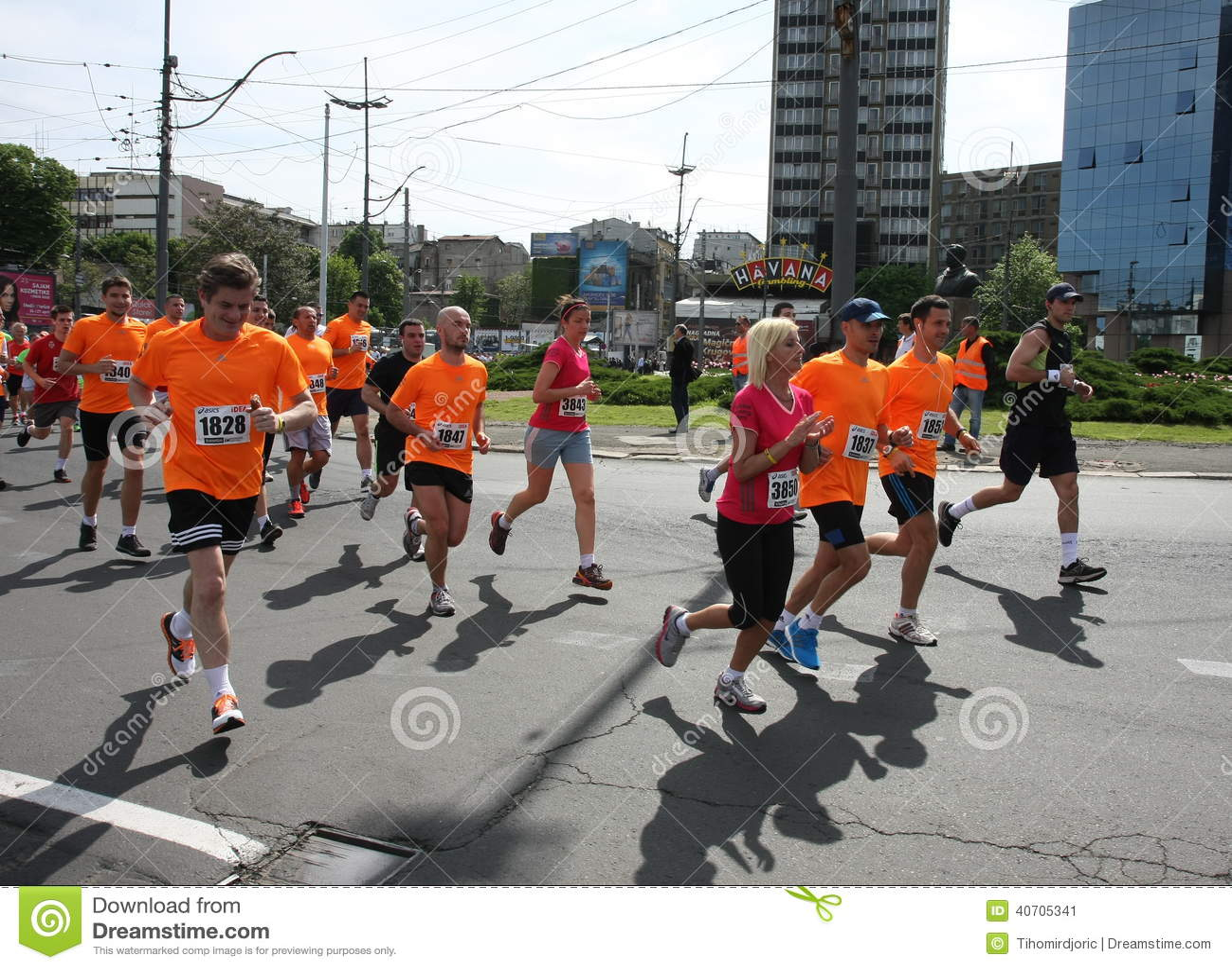 Марафон 2014 Белграда