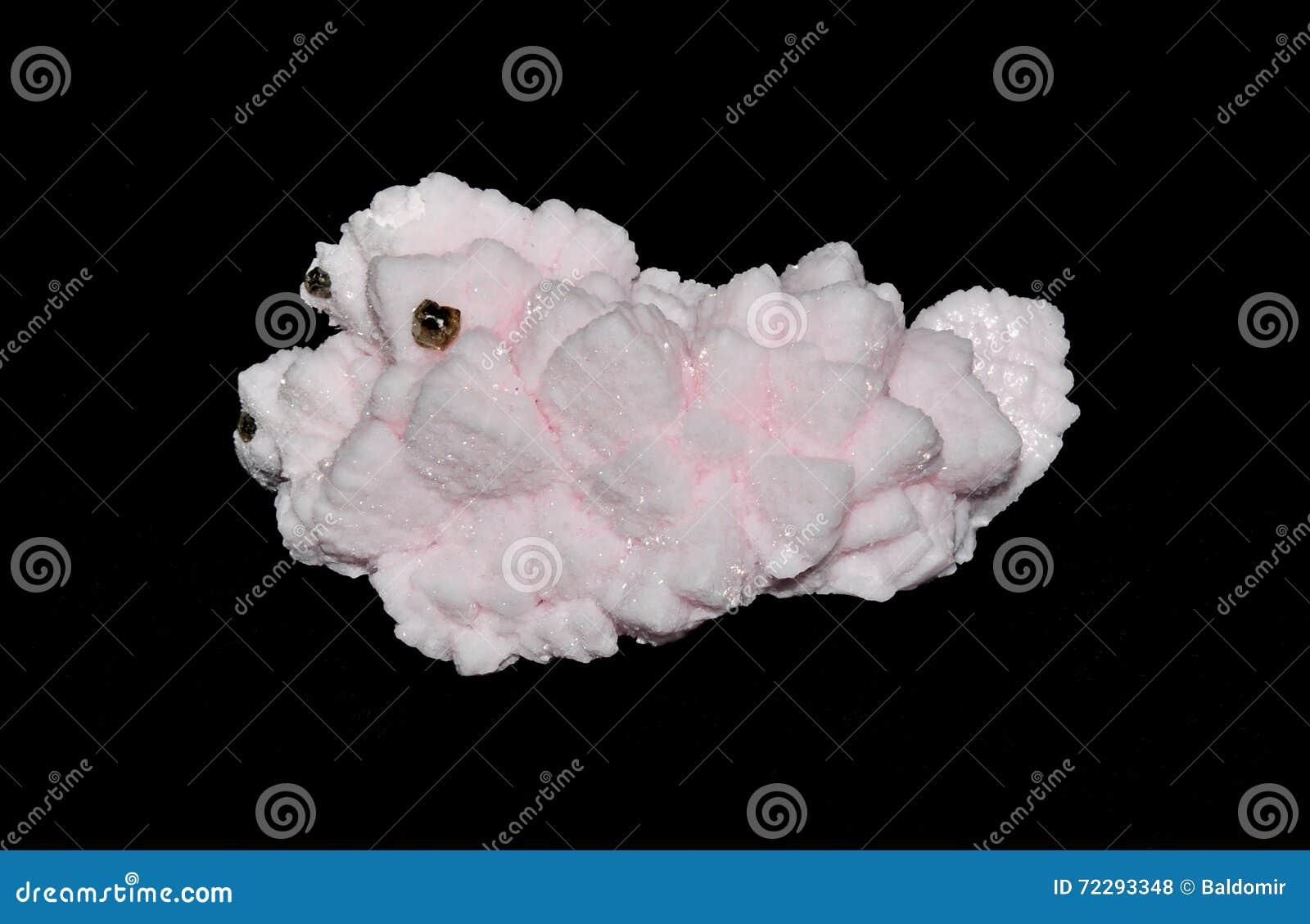 Download Марганец кальцита стоковое фото. изображение насчитывающей черный - 72293348