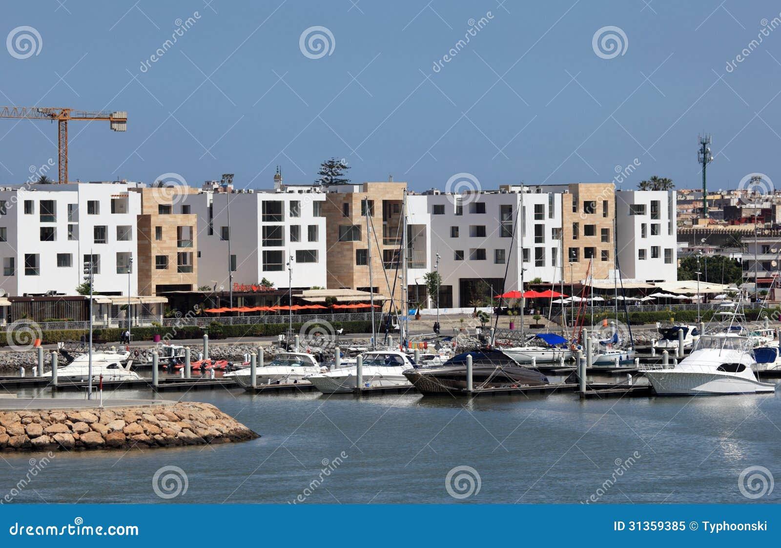 Марина в продаже, Марокко Bou Regreg