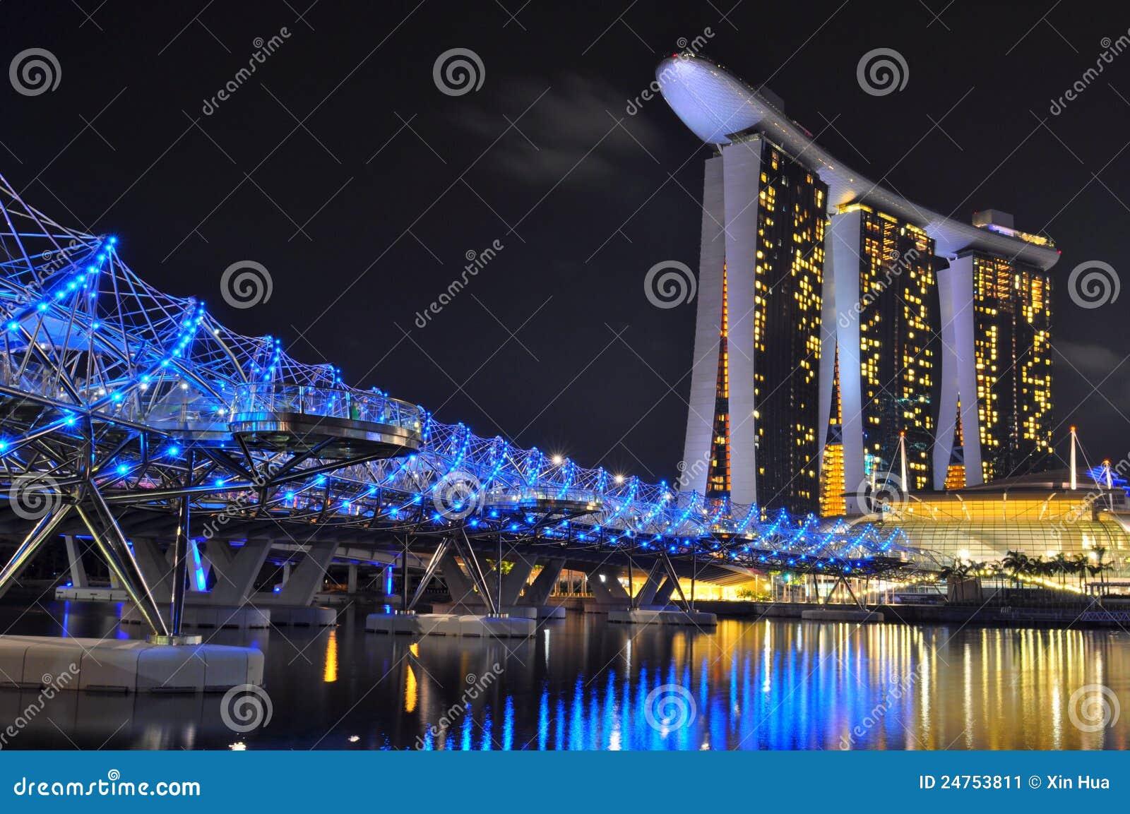 Марина залива зашкурит singapore