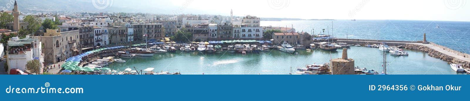 Марина girne Кипра северная