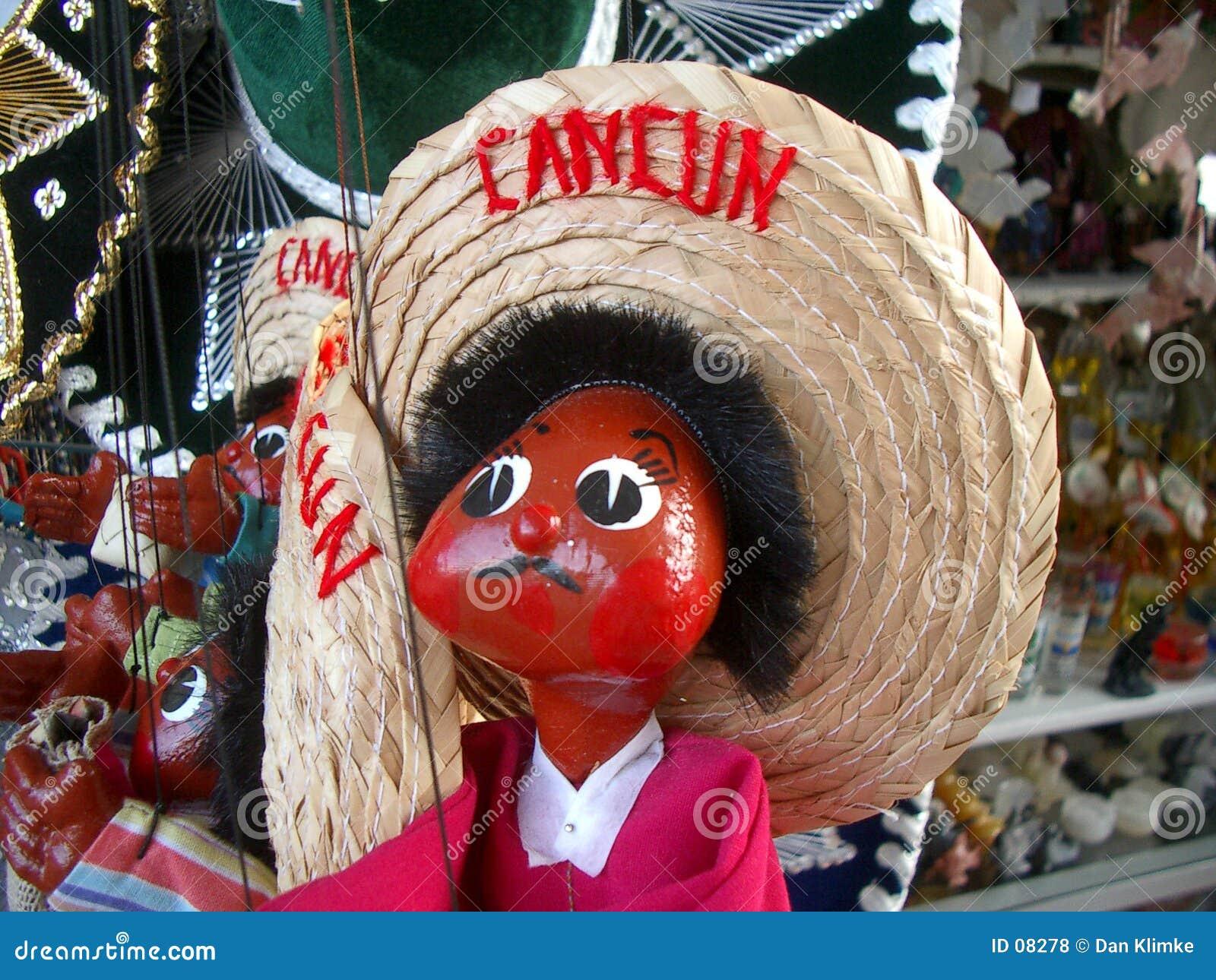 марионетка cancun