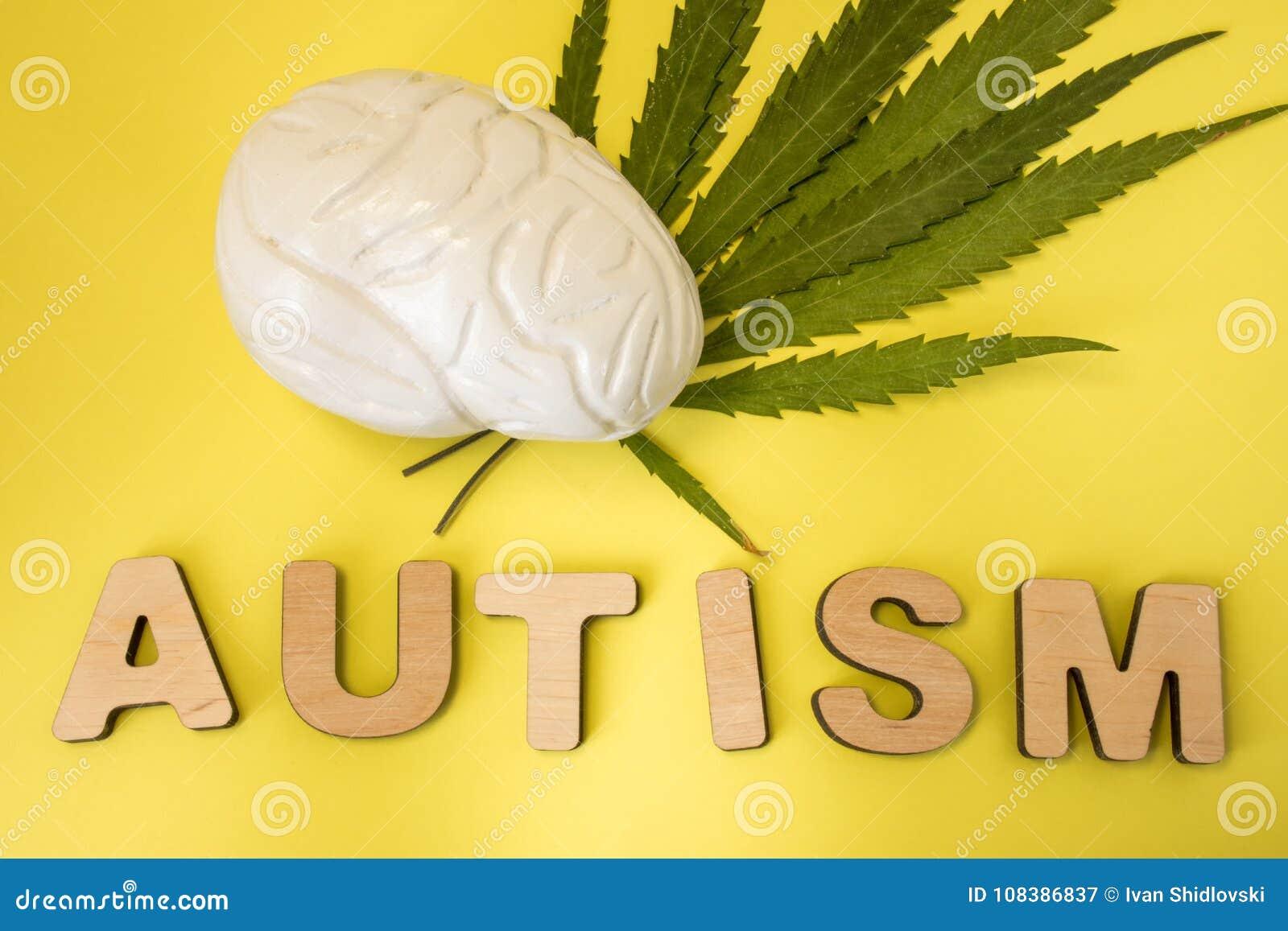 Аутизм и марихуана конопля в торфяных таблетках