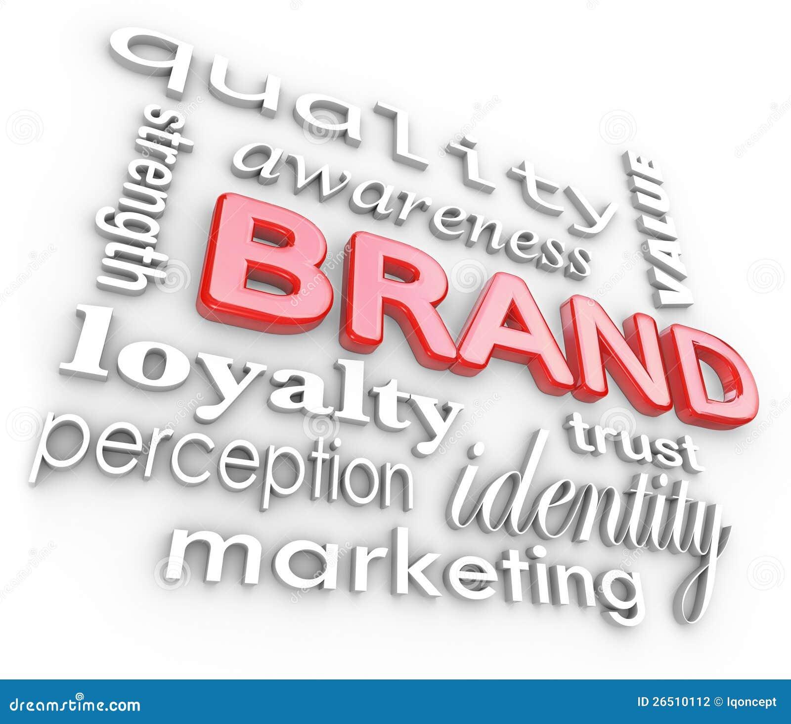 Маркетинг тавра формулирует затаврить верноподданности осведомленности