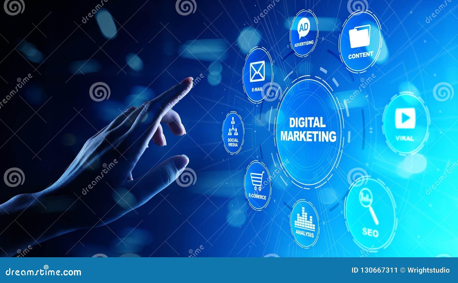 Маркетинг цифров, реклама онлайн, SEO, SEM, SMM Дело и принципиальная схема интернета