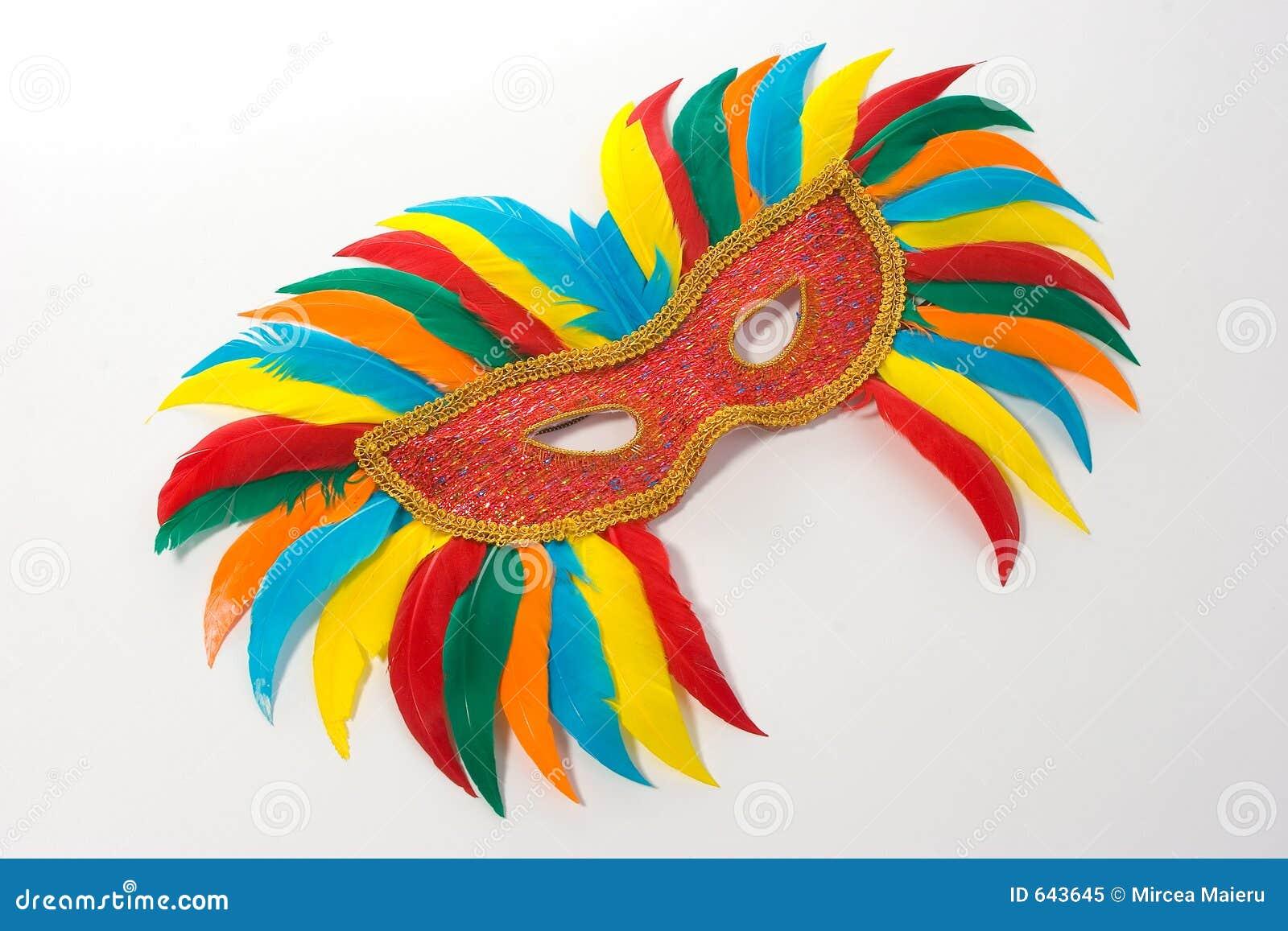 Download маска пера стоковое изображение. изображение насчитывающей magenta - 643645