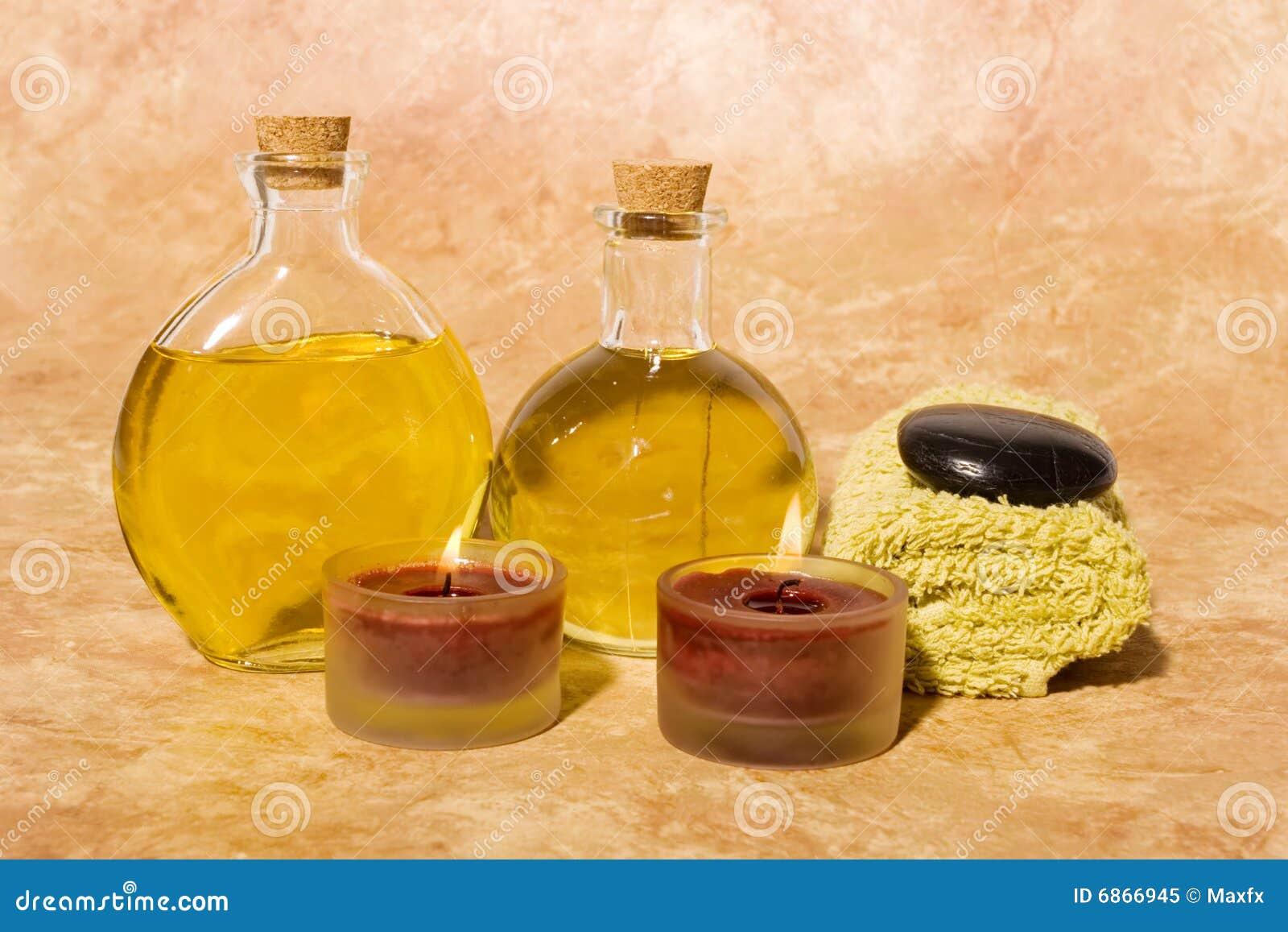масла массажа тела необходимые