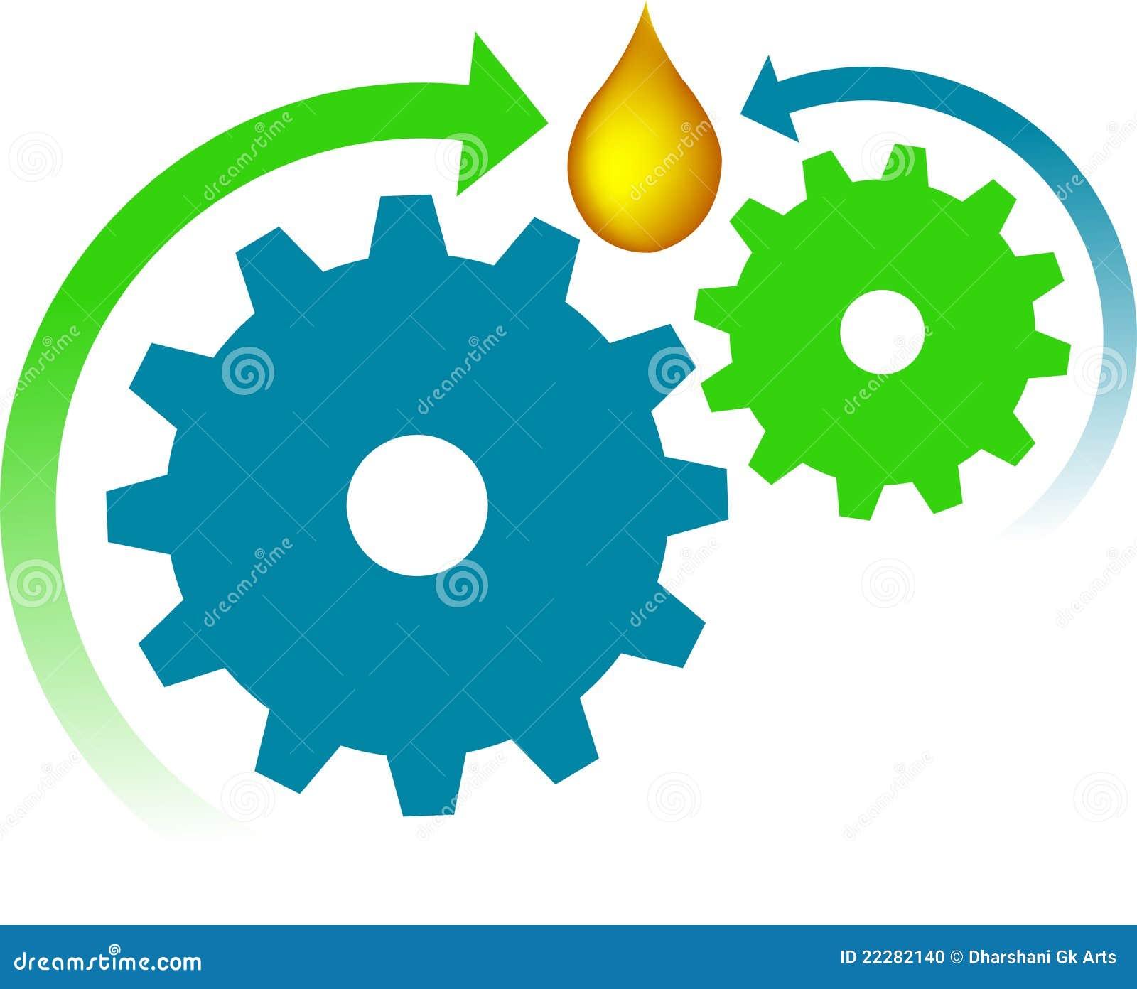 масло логоса шестерни