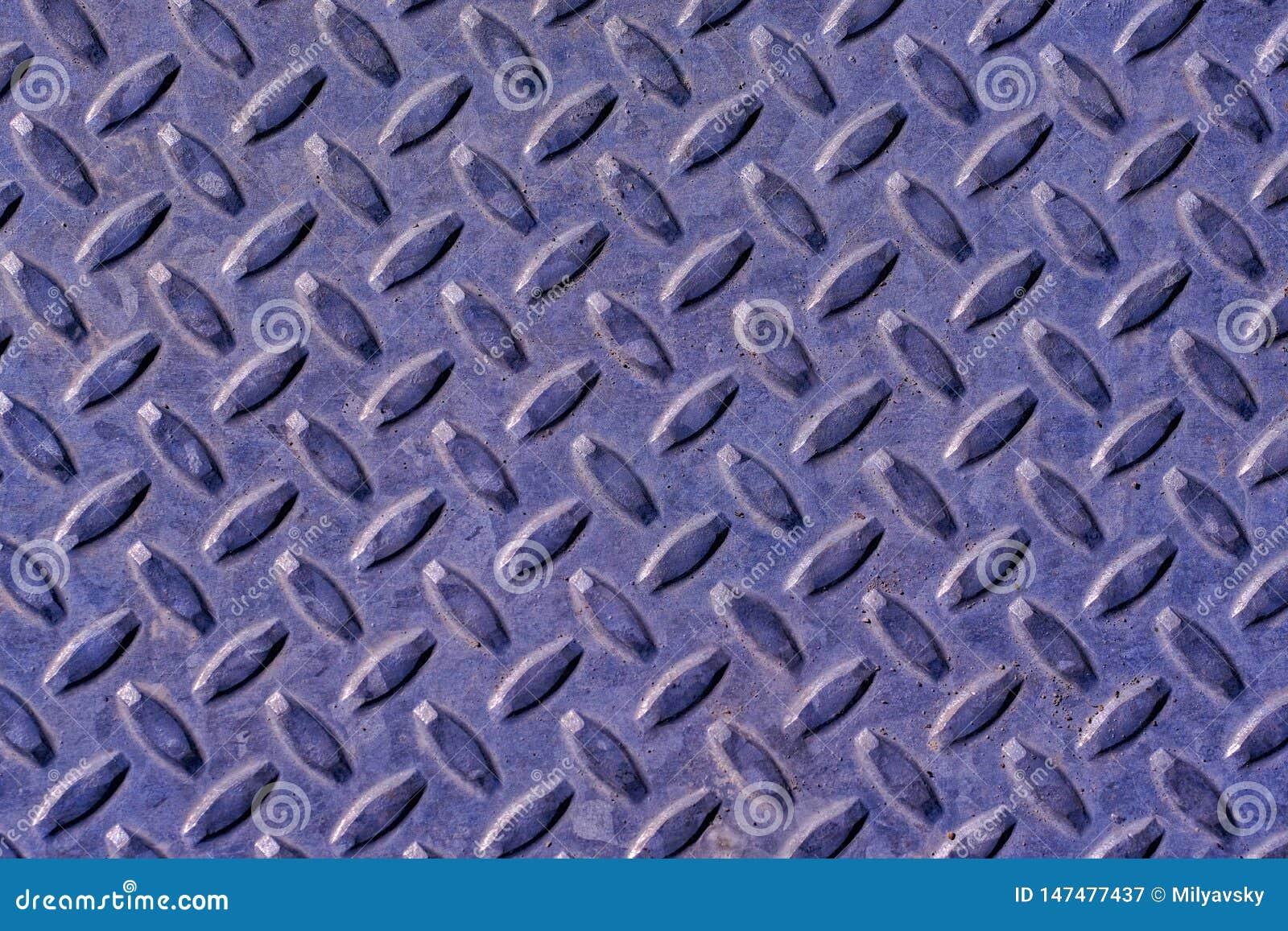 Массивная гальванизированная текстура металлического листа