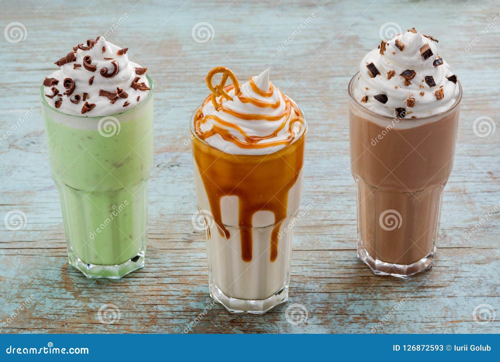 3 массивнейших части milkshakes