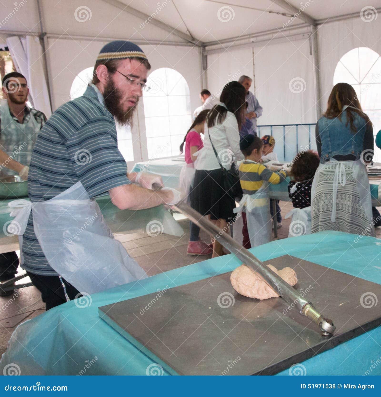 Мастерская выпечки Matzah