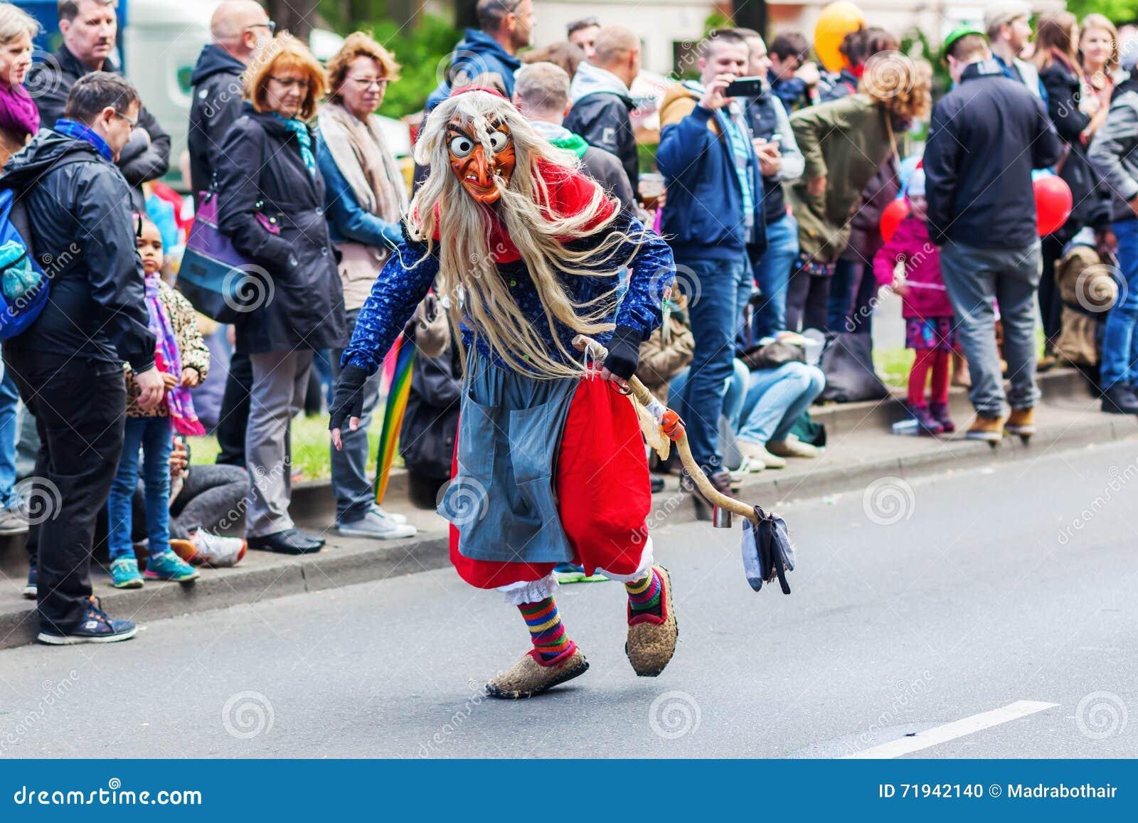 Масленица культур в Берлине, Германии