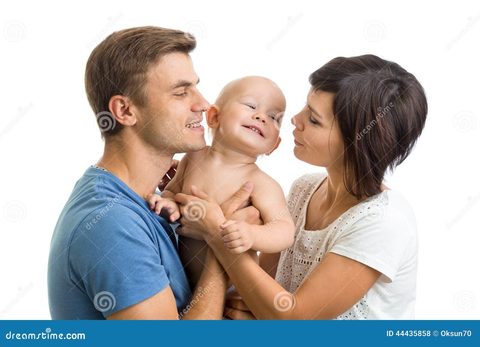 Отец мать ребёнок фото