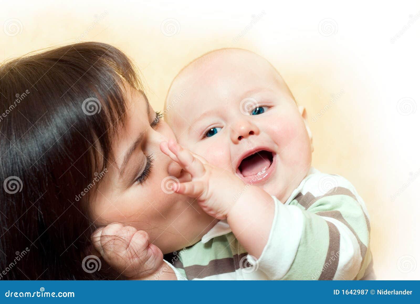 мать ребенка