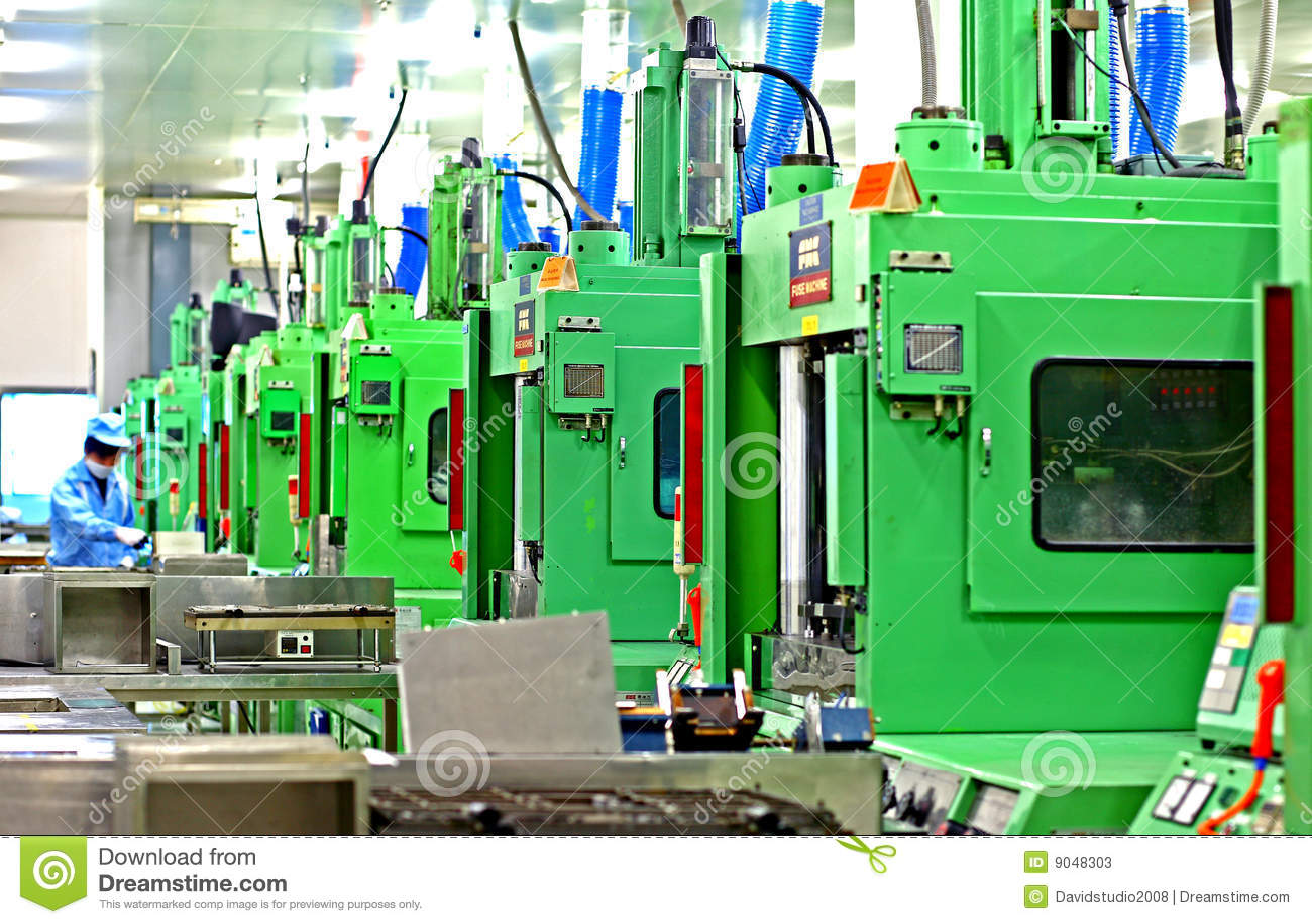 машина оборудования