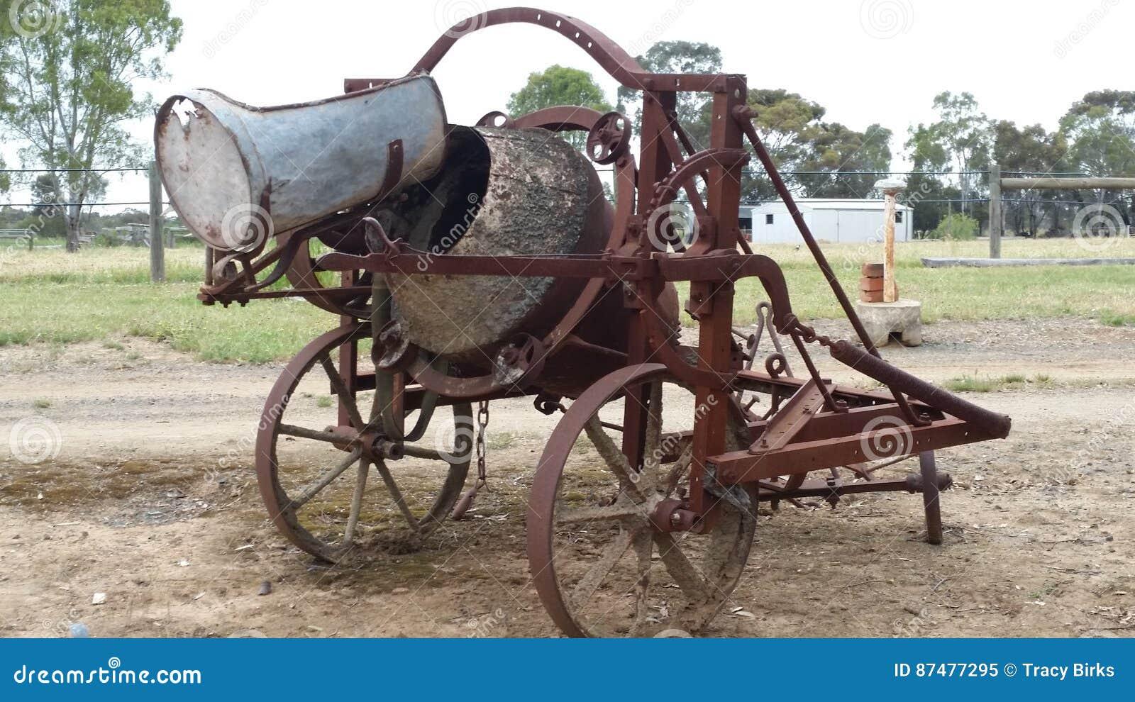 машинное оборудование старое