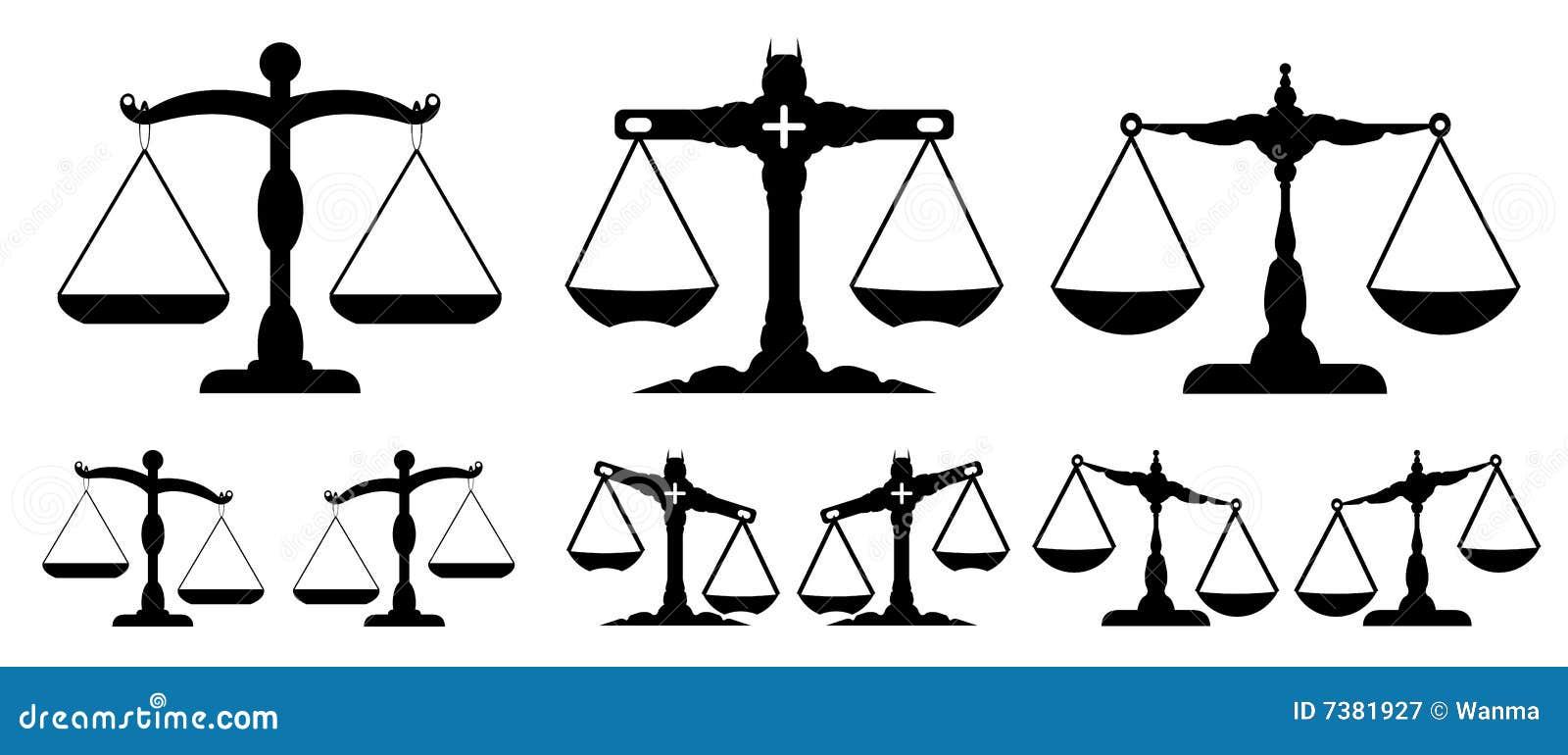 маштаб правосудия