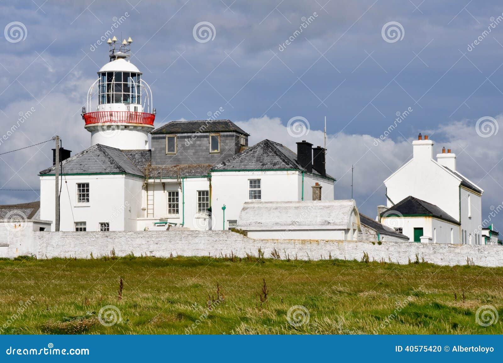 Маяк скал головы петли, Ирландия
